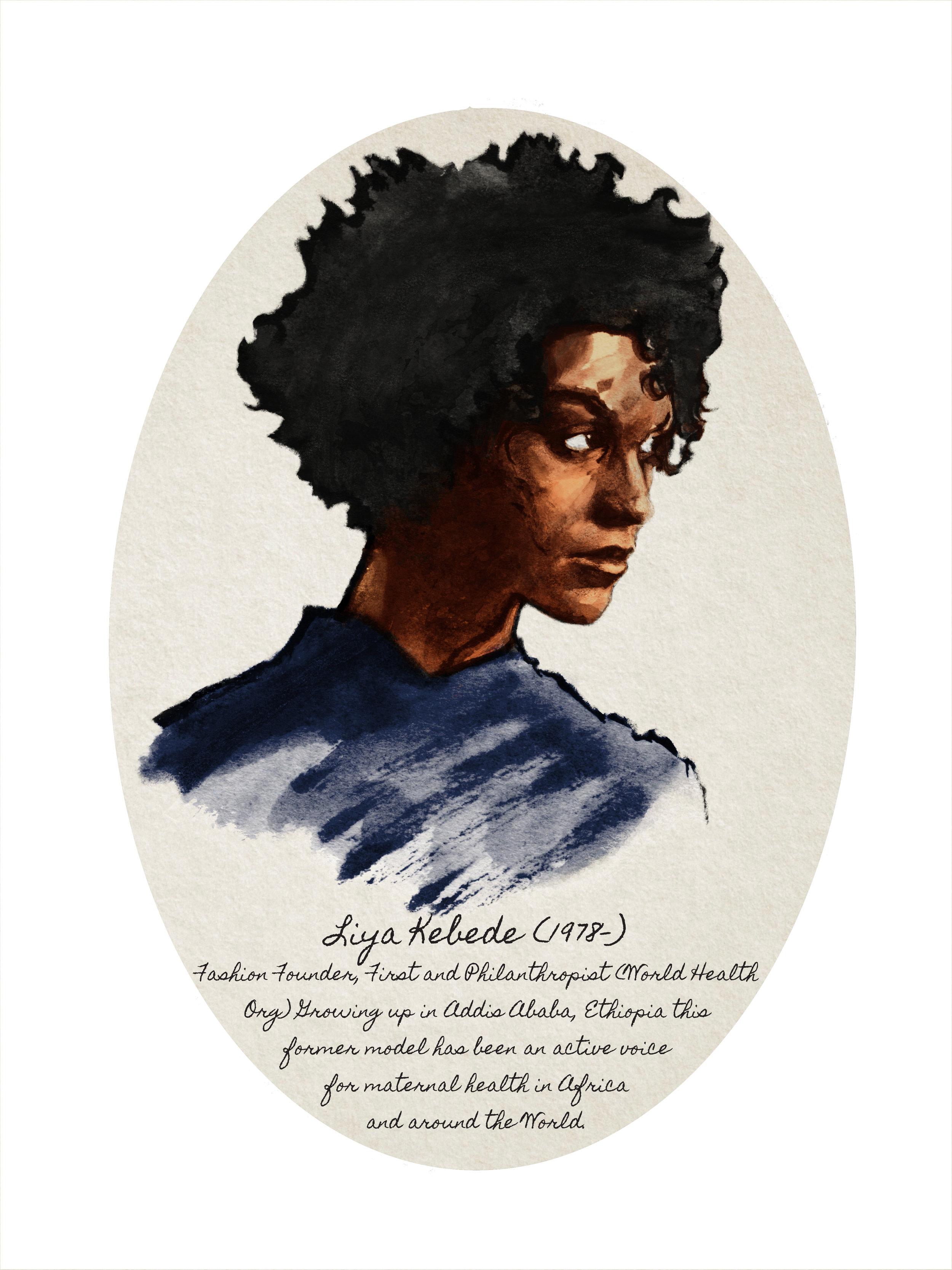 Liya Kebede