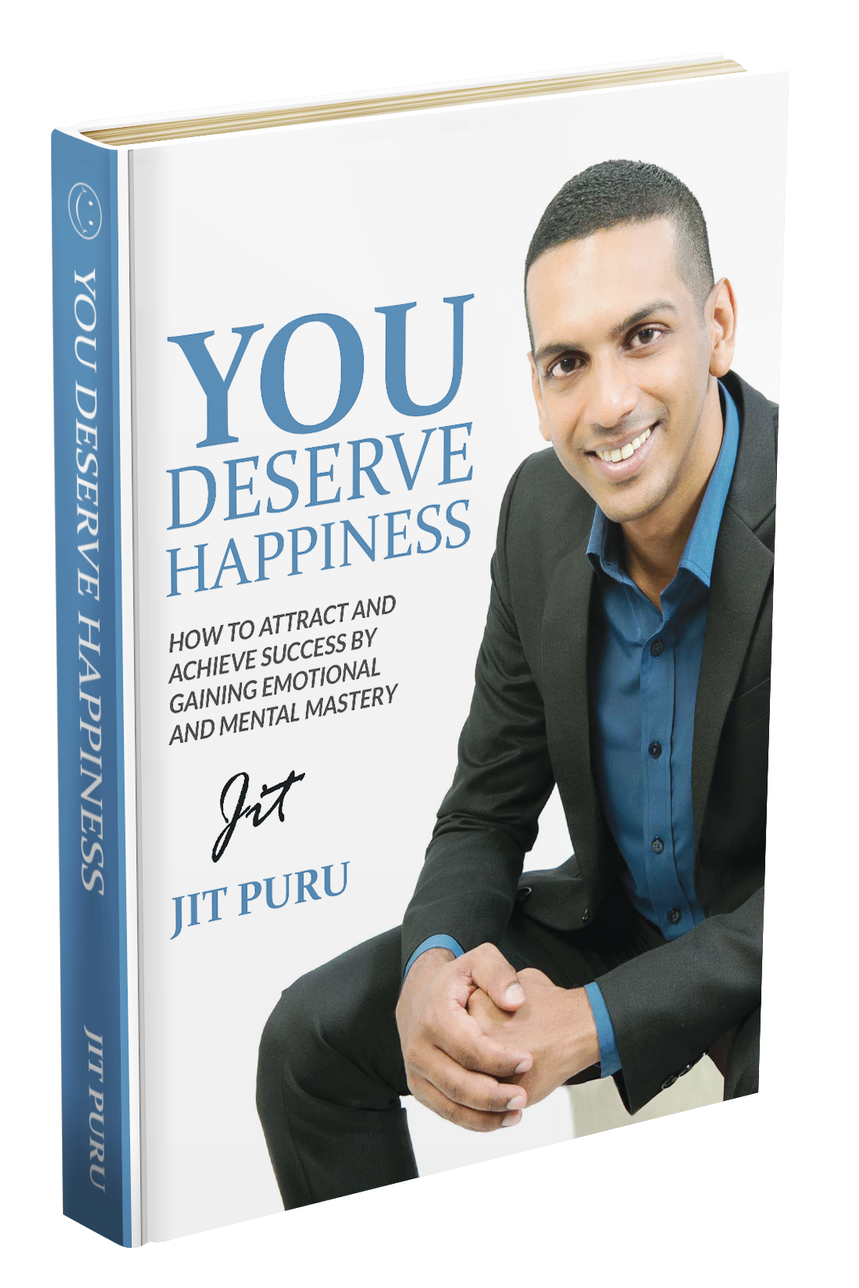 Jit Puru - You Deserve Happiness - 2