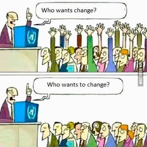 Innovationsblocker überwinden und Freude an der Veränderung ermöglichen