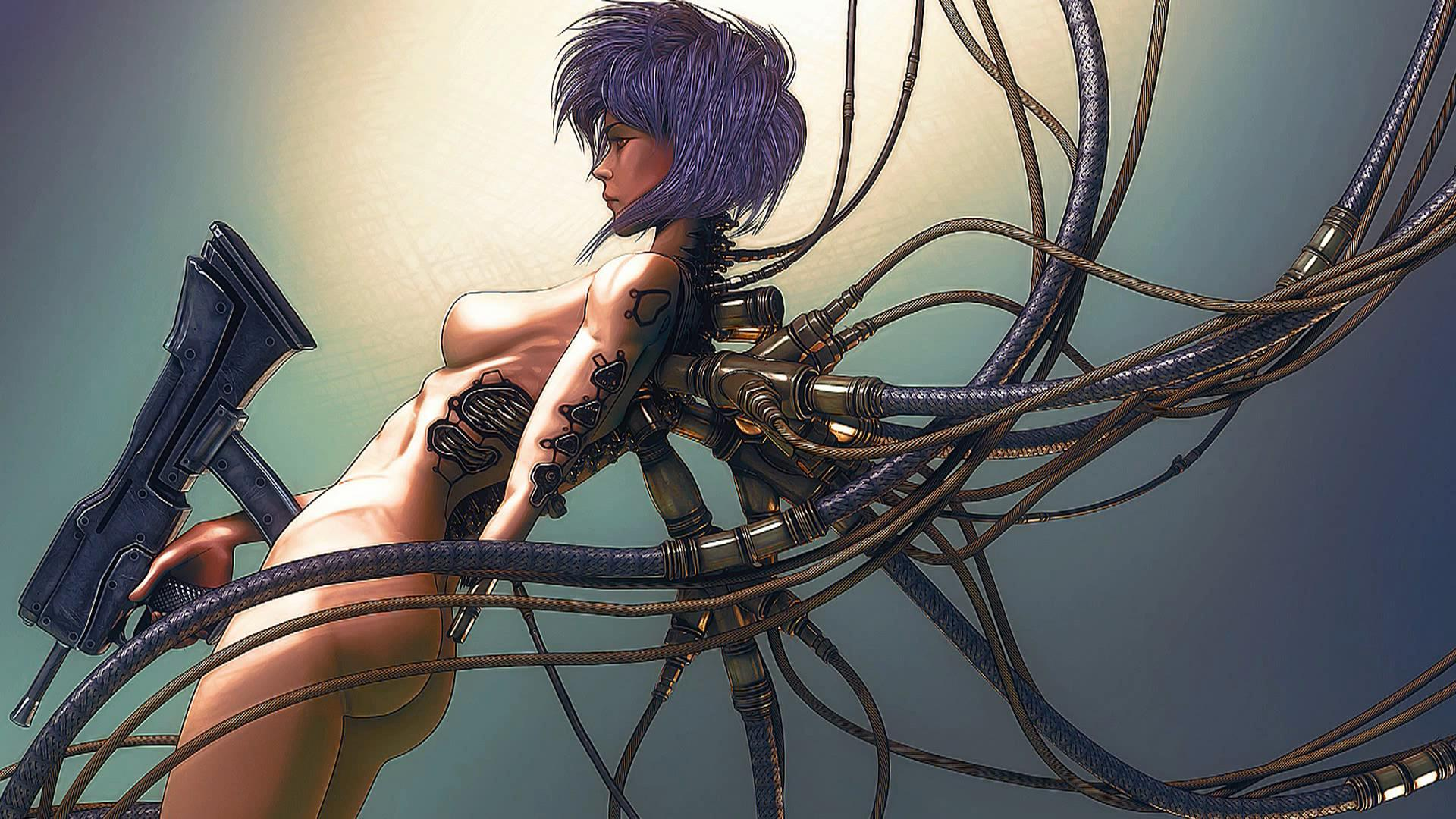 Ghost In The Shell  Tribute by Wen-JR