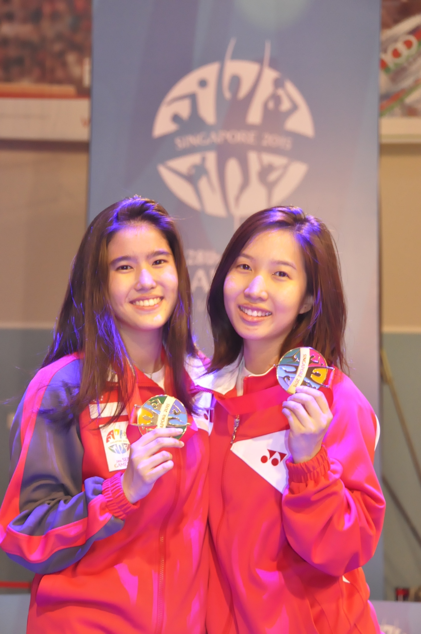 Cheryl and Liane Wong 28th SEA Games Gold.JPG