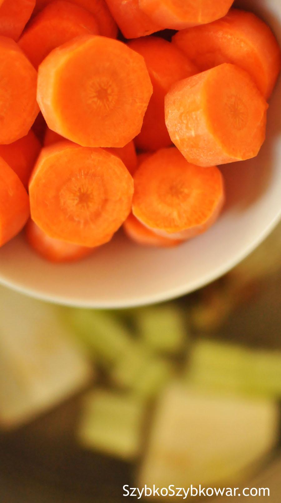 marchewkę,