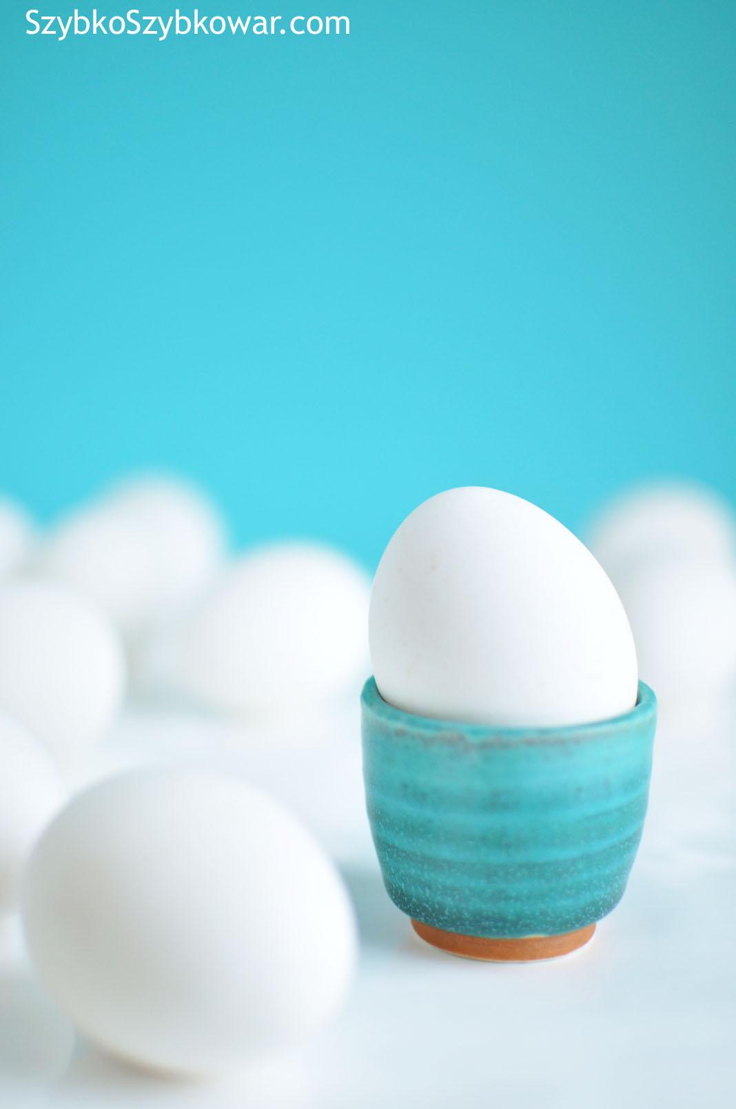 Jajka.