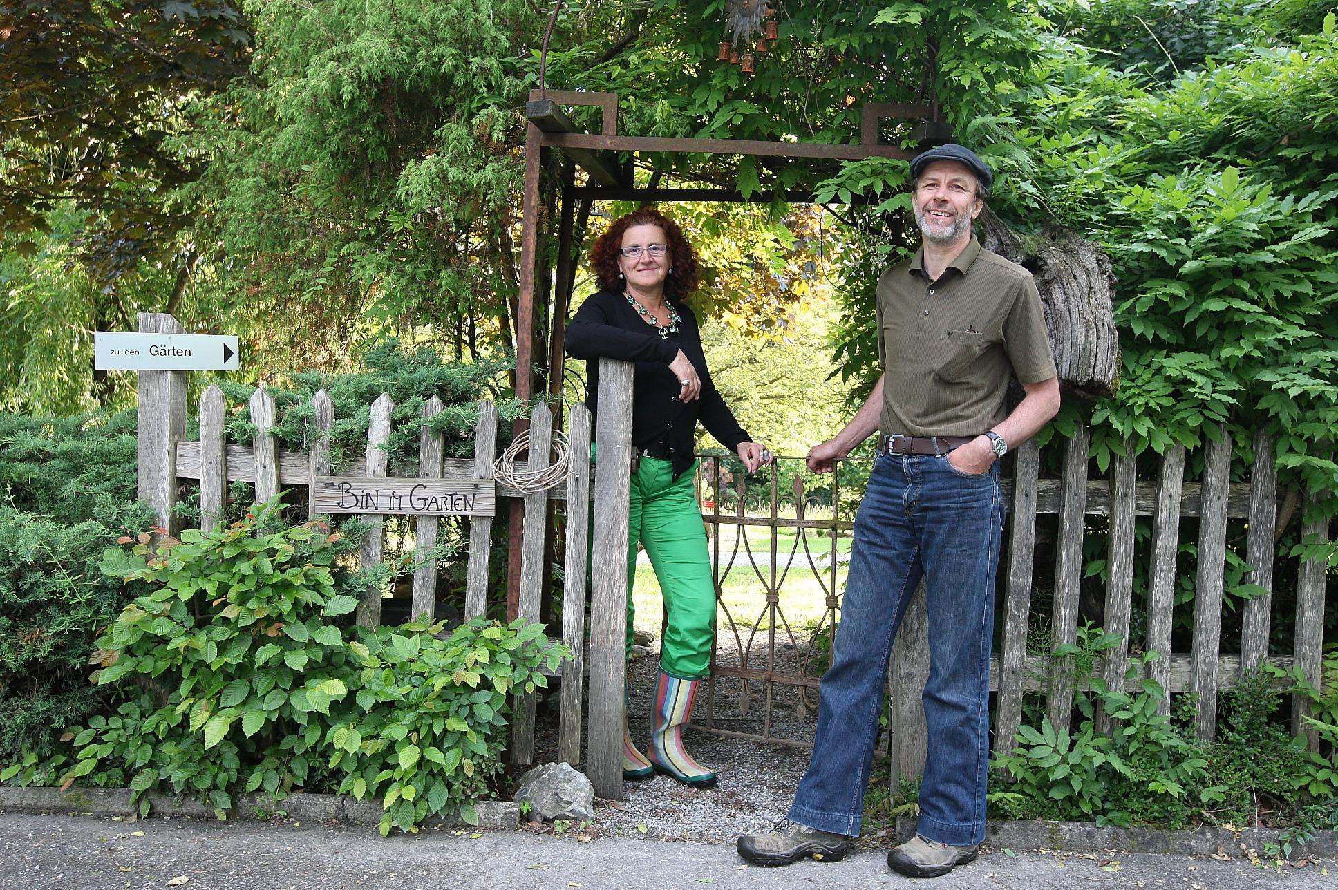 Werner und Christa Sonnleitner