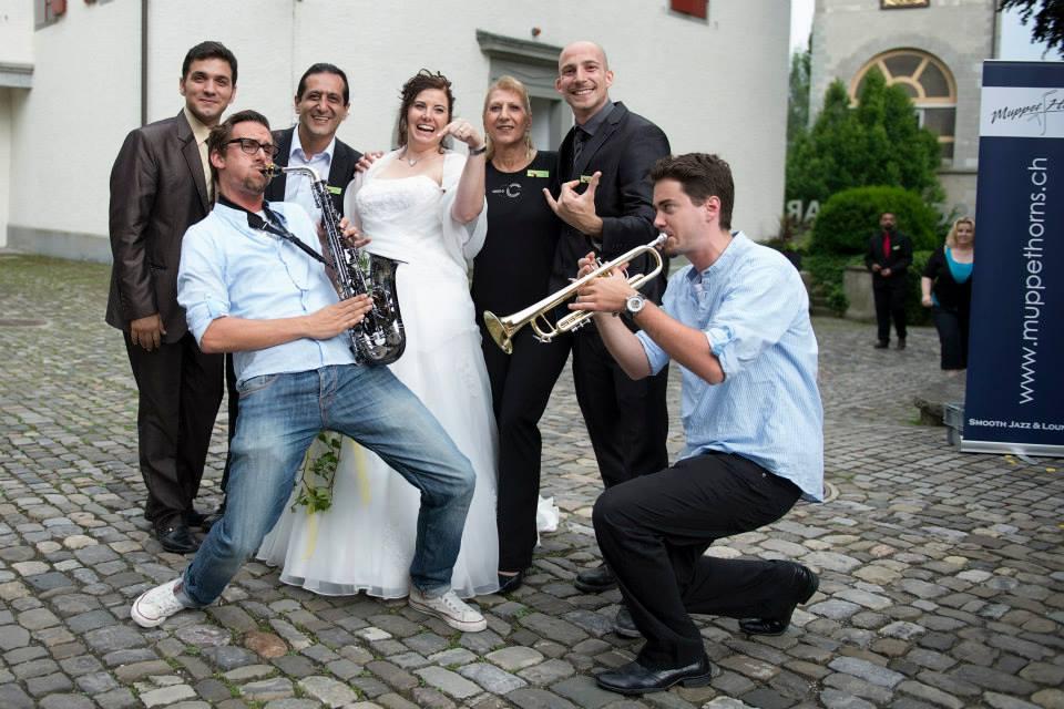 Hochzeit St. Gallen - 2013