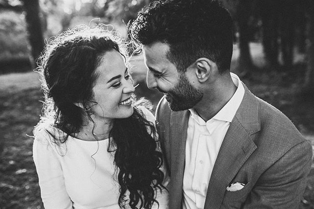 Delivered the photo's yesterday of this amazing, funny & beautiful couple!! Thank you @emilievelings & Fehrid for allowing me to capture your love!