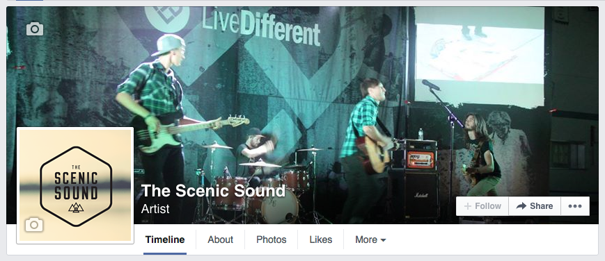 The Scenic Sound - Facebook