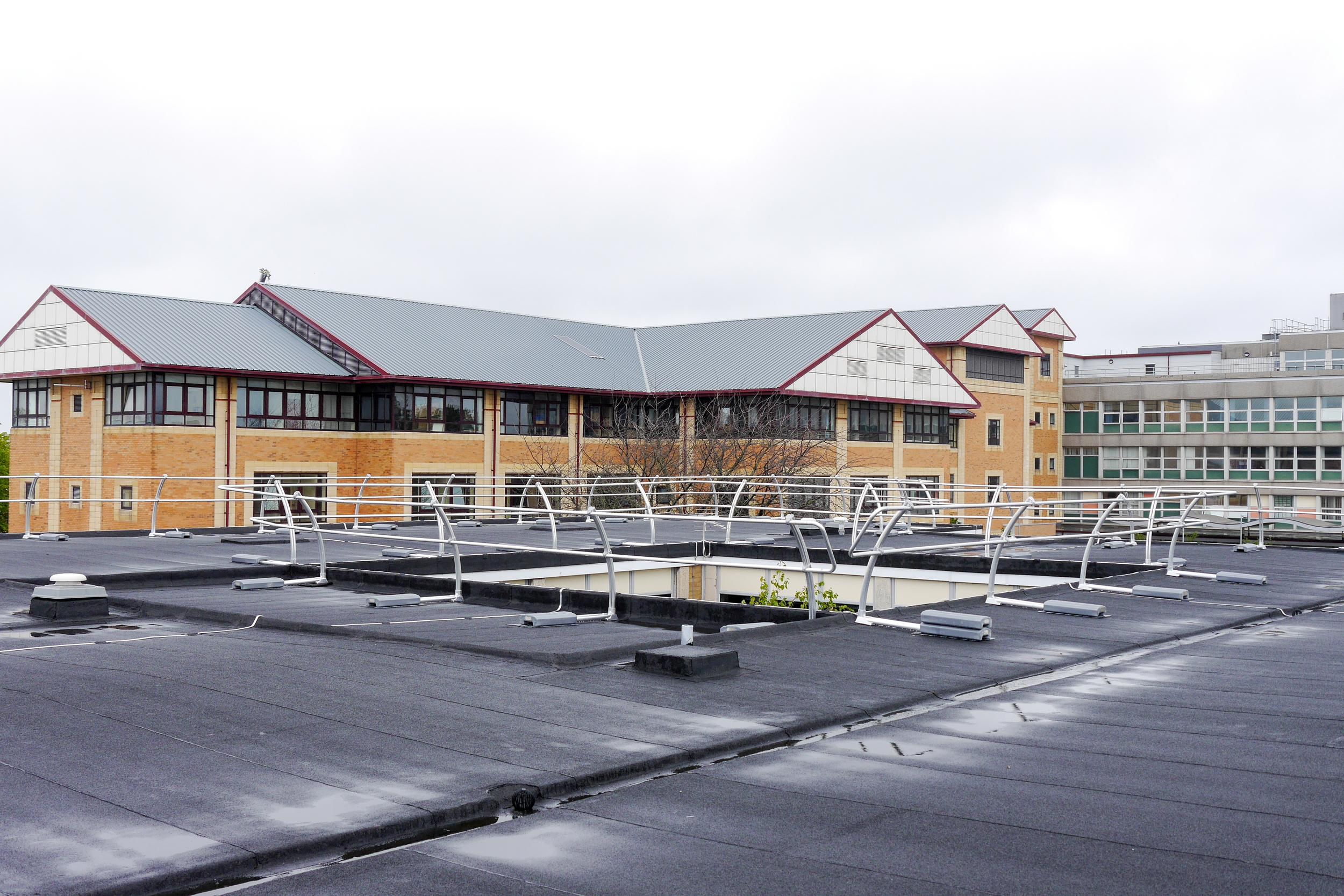 St Mary's Hospital new building