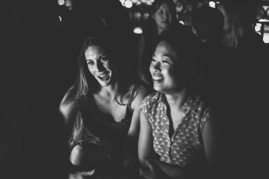Jess Wilcox, Jen Huang