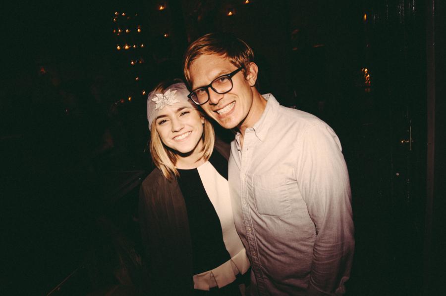 (Emily and her super sweet husband, Scott)