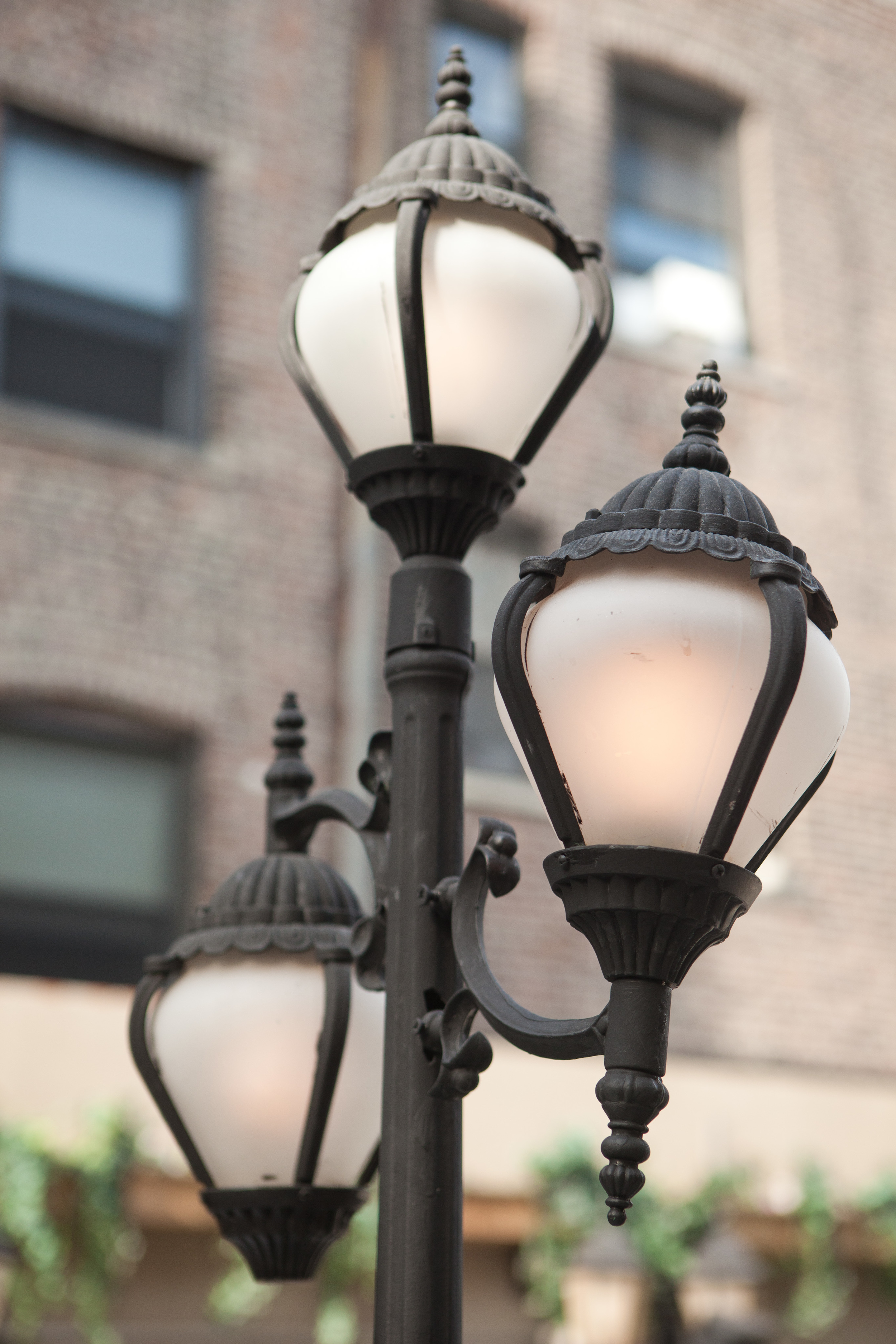 Loved the light fixtures....