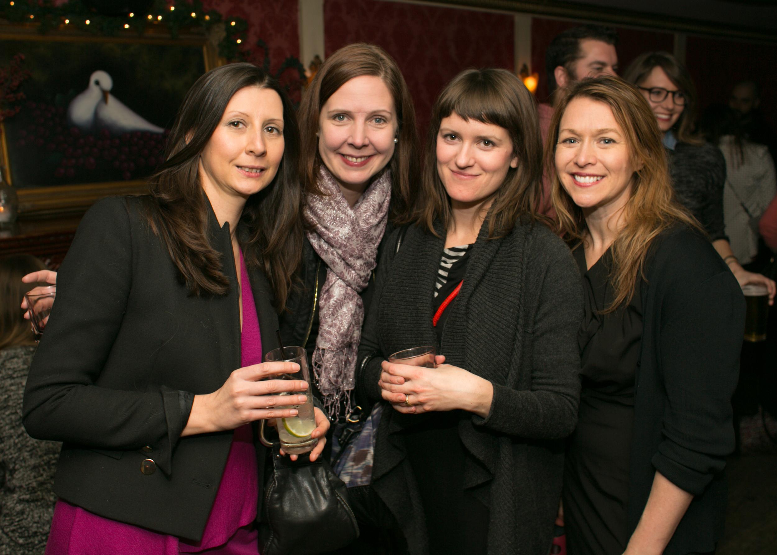 Hello Gabrielle of  G! Designs ,  Tammy Golson Events ,  Katie Fischer Design , Amy of Sugar  Flower Cake Shop !