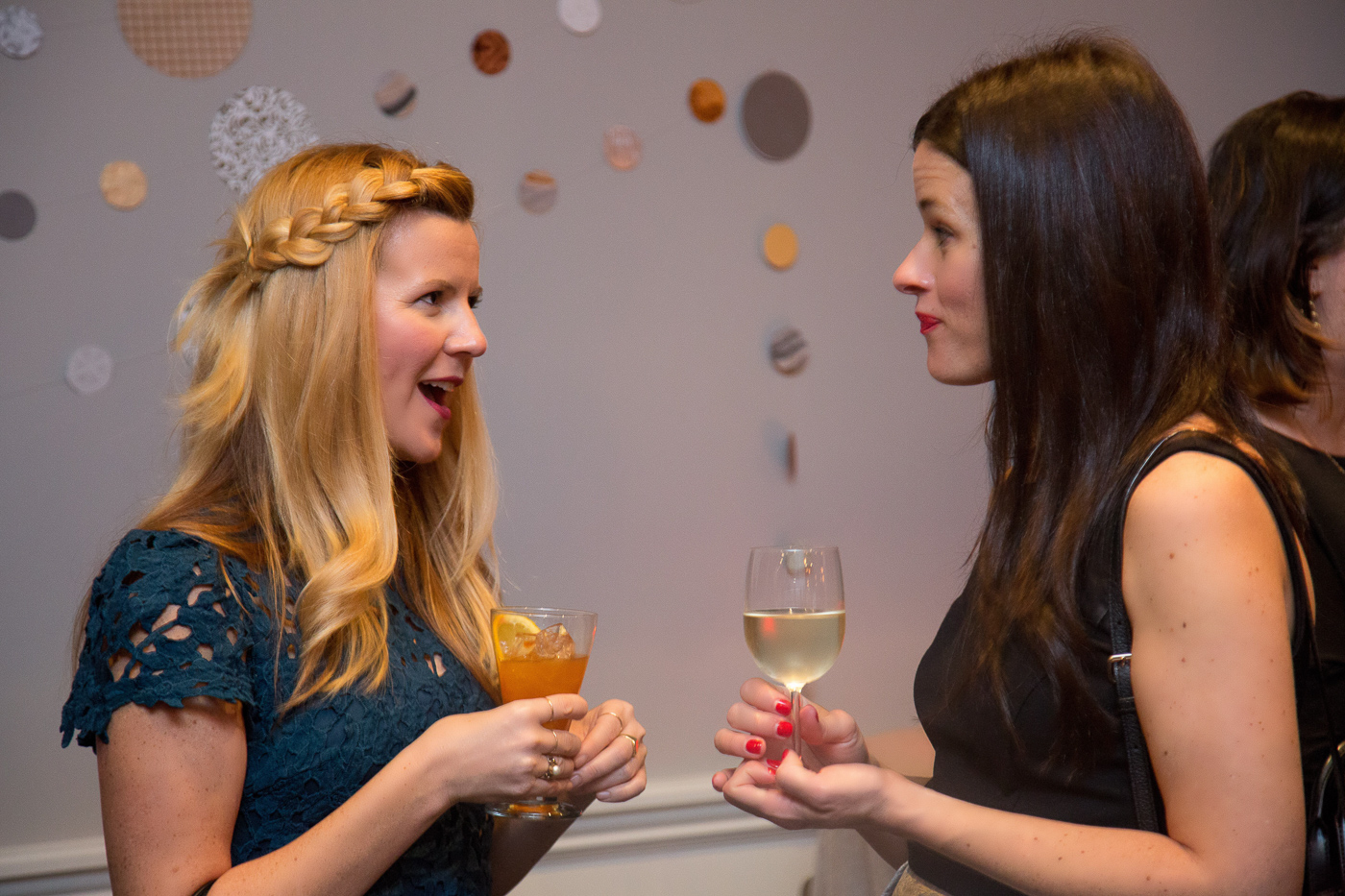 Girl talk with Brita Olsen and McKenzie Miller!