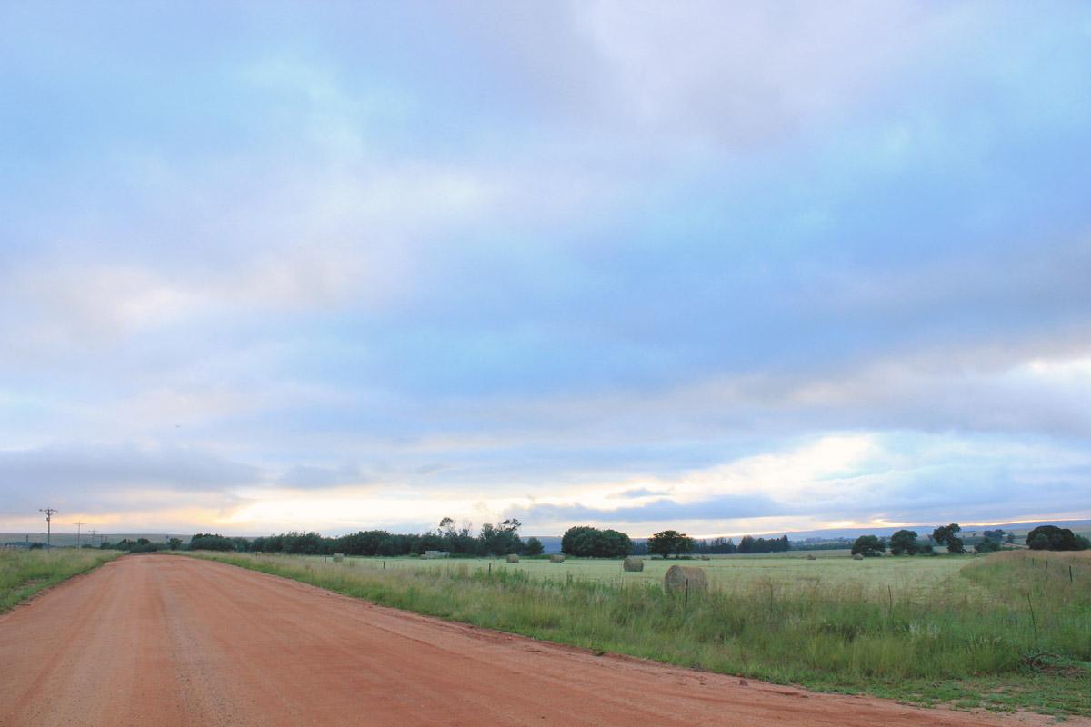 Mpumalanga sunrise.