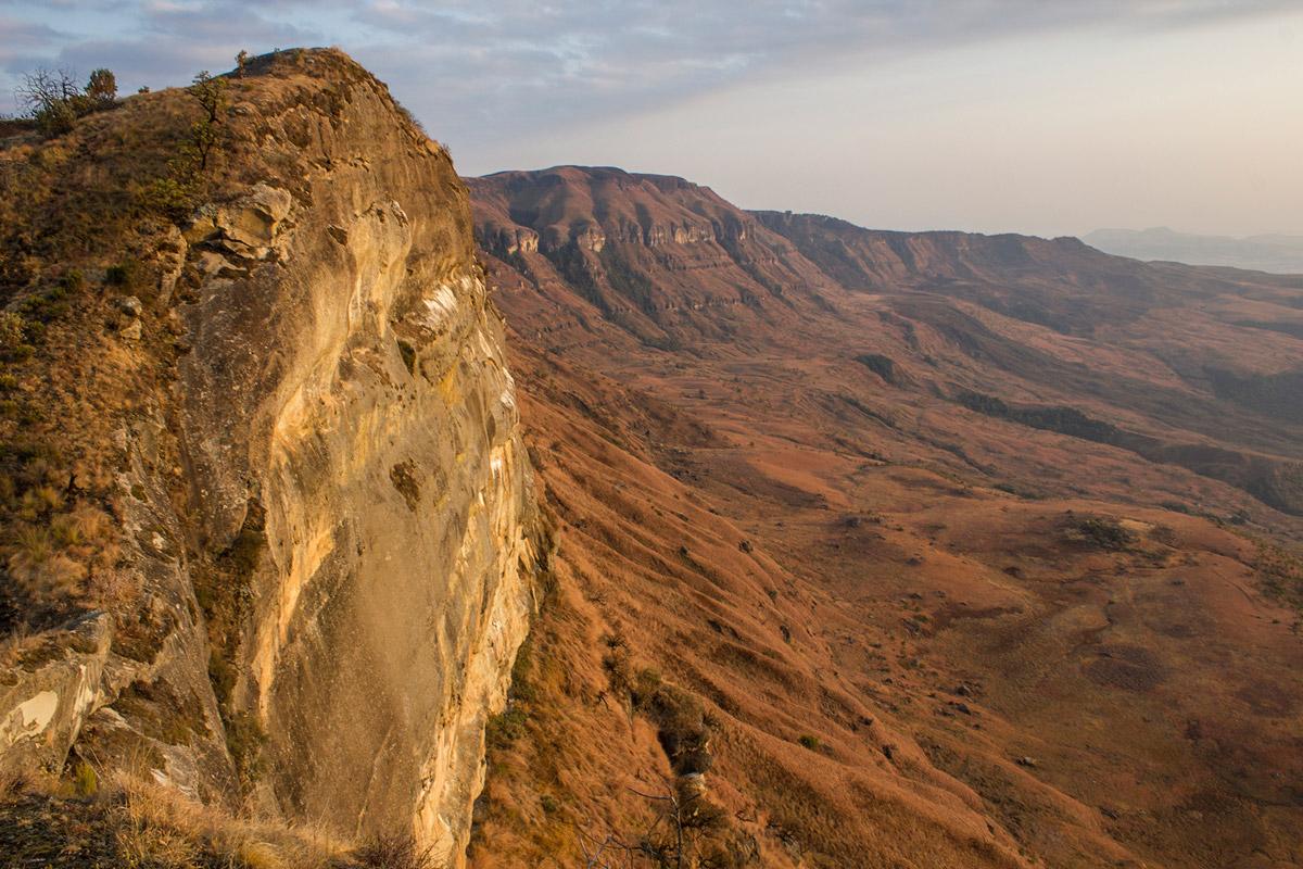 Day 3 – Cape Vulture cliff.