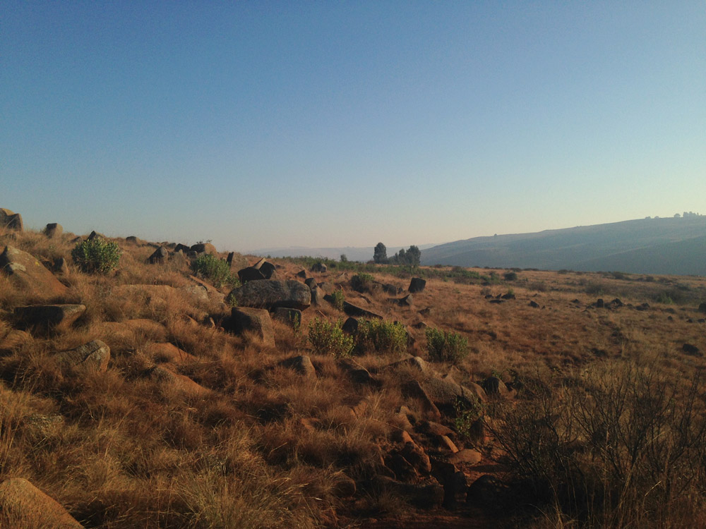 Ama Poot-Poot hiking trails – Reedbuck Trail.