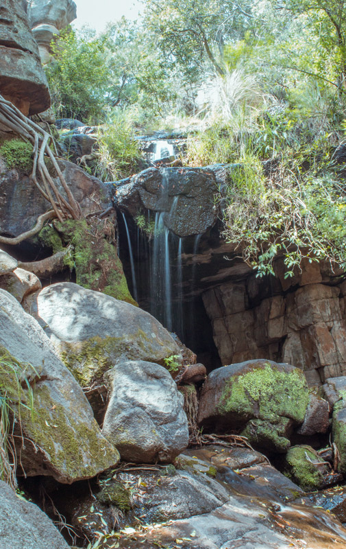 The Grotto – Mountain Sanctuary Park, Magaliesberg.
