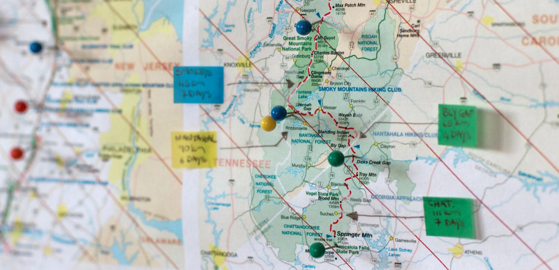 30 days on the Appalachian Trail — So Far Blog