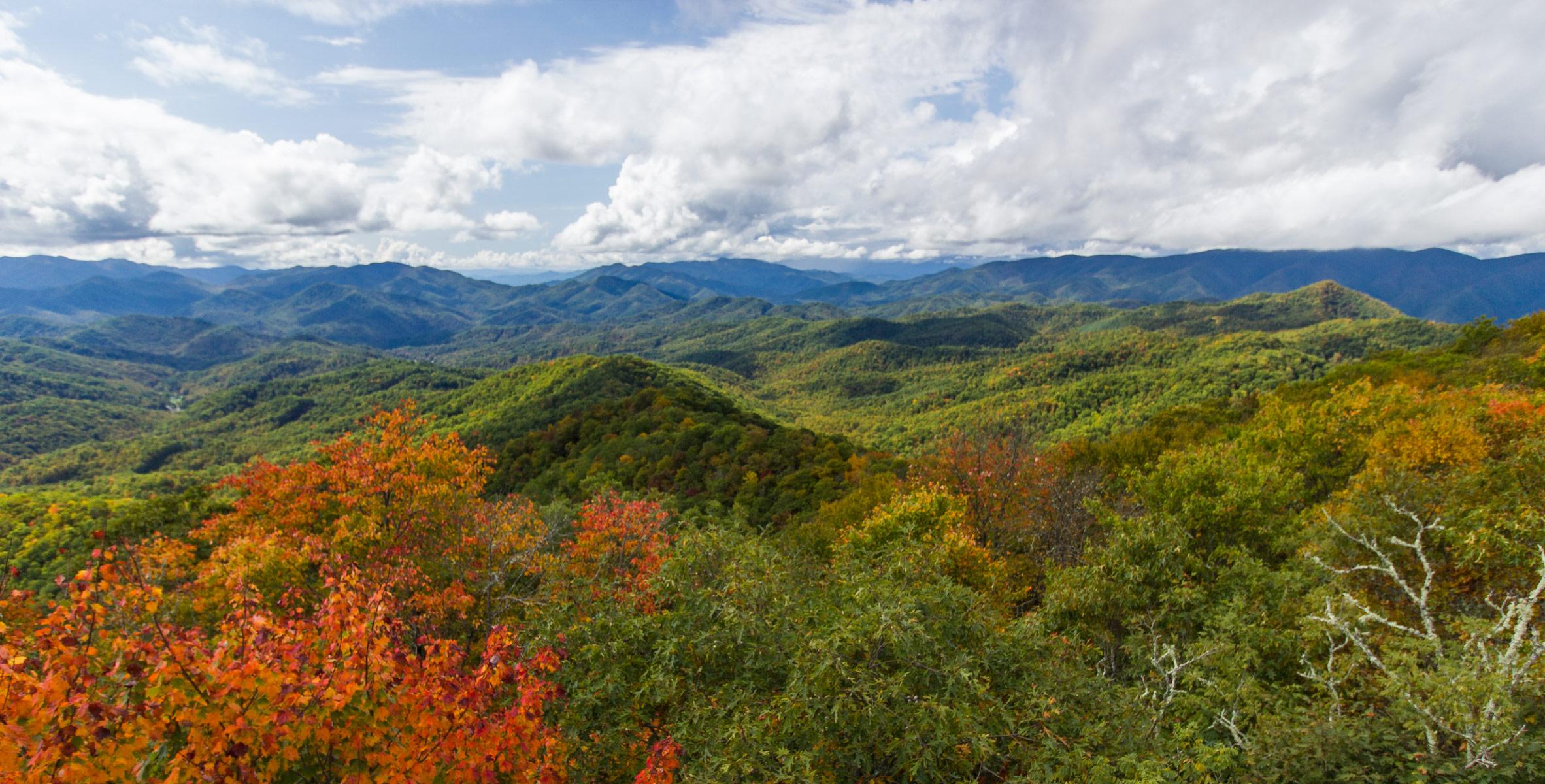 North Carolina – Nantahala National Forest