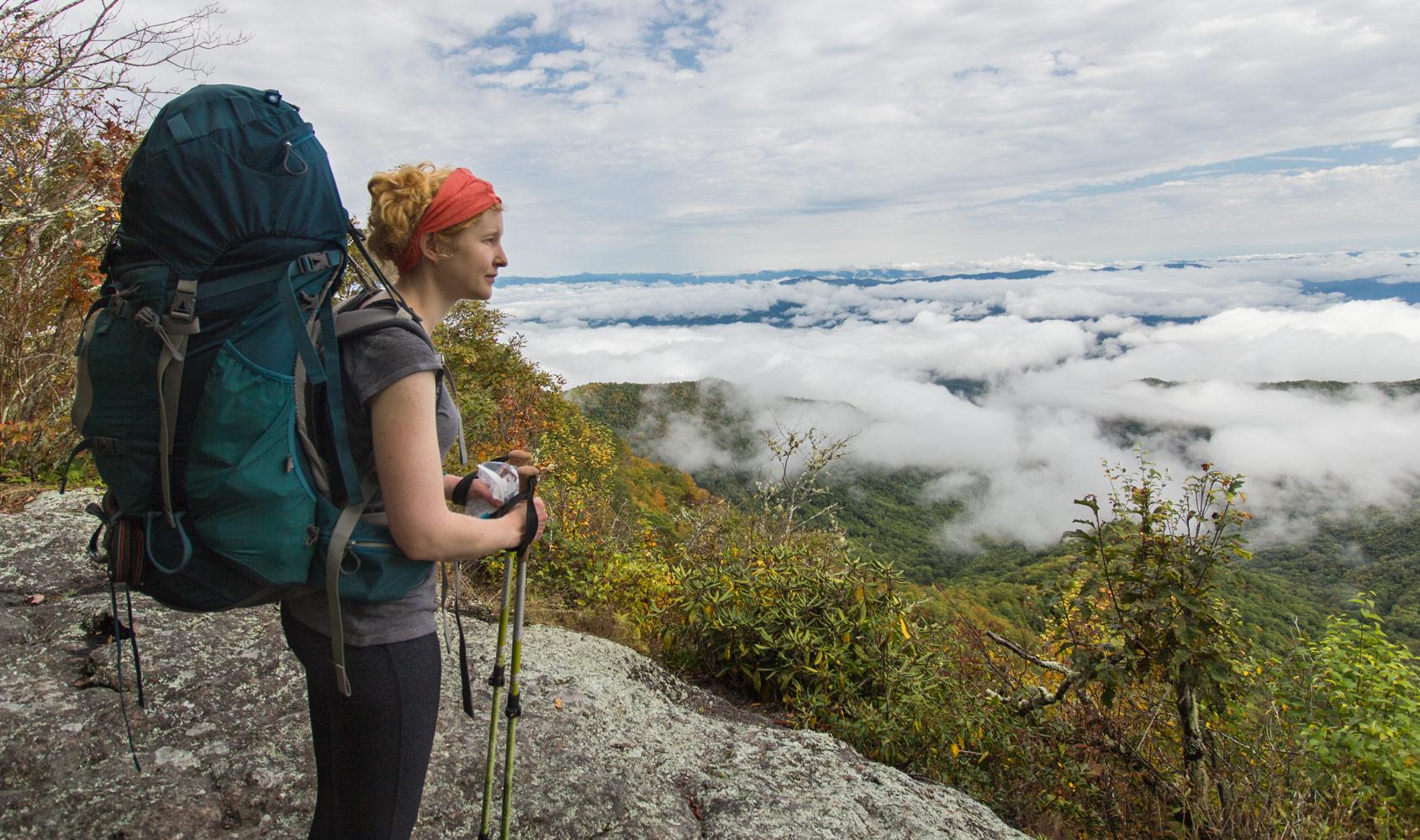 Nantahala National Forest, North Carolina. Click to enlarge