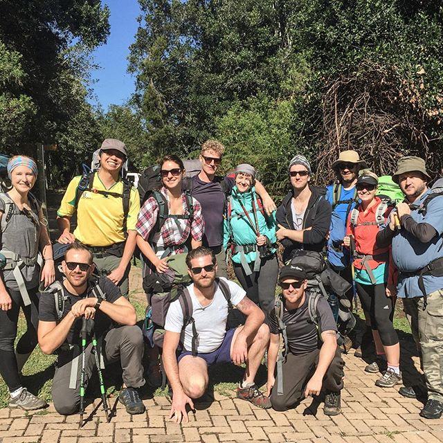 Go time 🏕🏞 #otter #ottertrail #tsitsikamma #hike #adventure #before