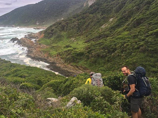 Every time you think you've found your favourite spot on the otter, you turn the corner to find a new one. #view #ocean #fynbos #sofar #otter #ottertrail #hike #hiking #thisissouthafrica #southafrica