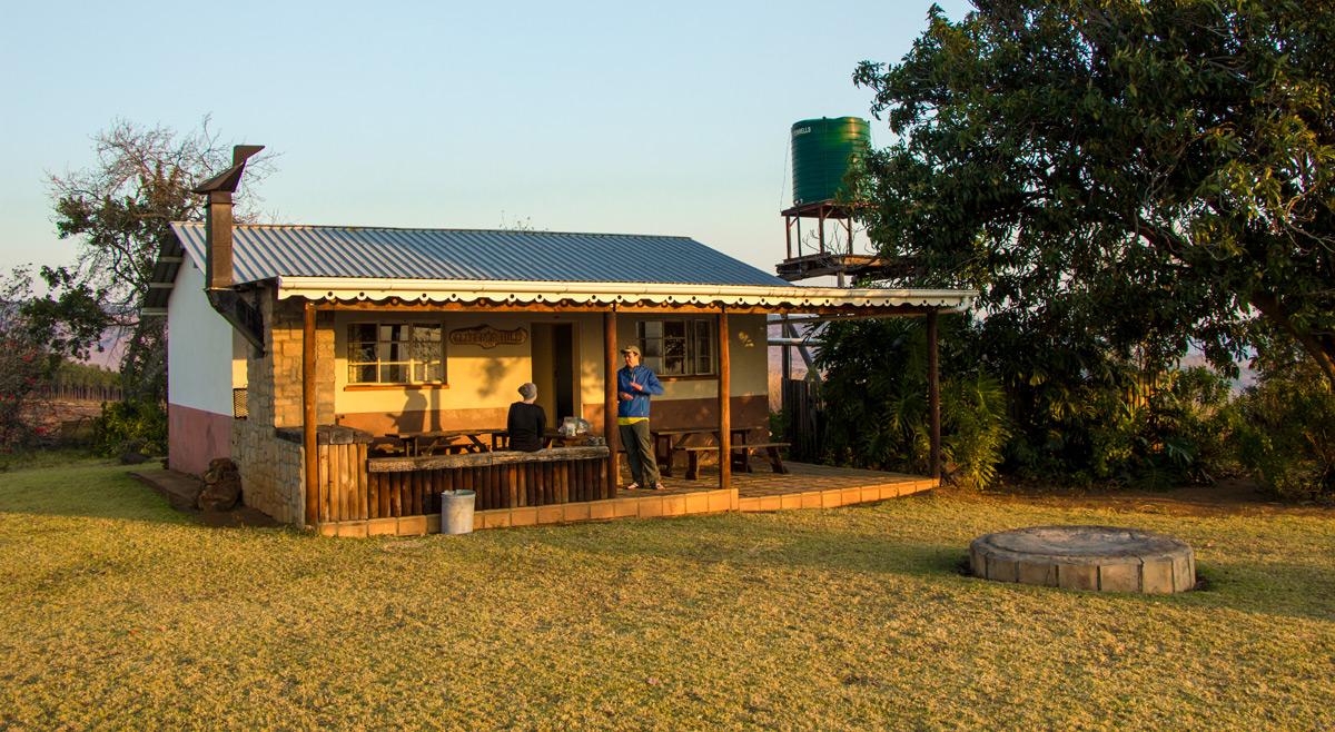 Florence Hill Hut, Kaapsche Hoop Hiking Trail, Mpumalanga