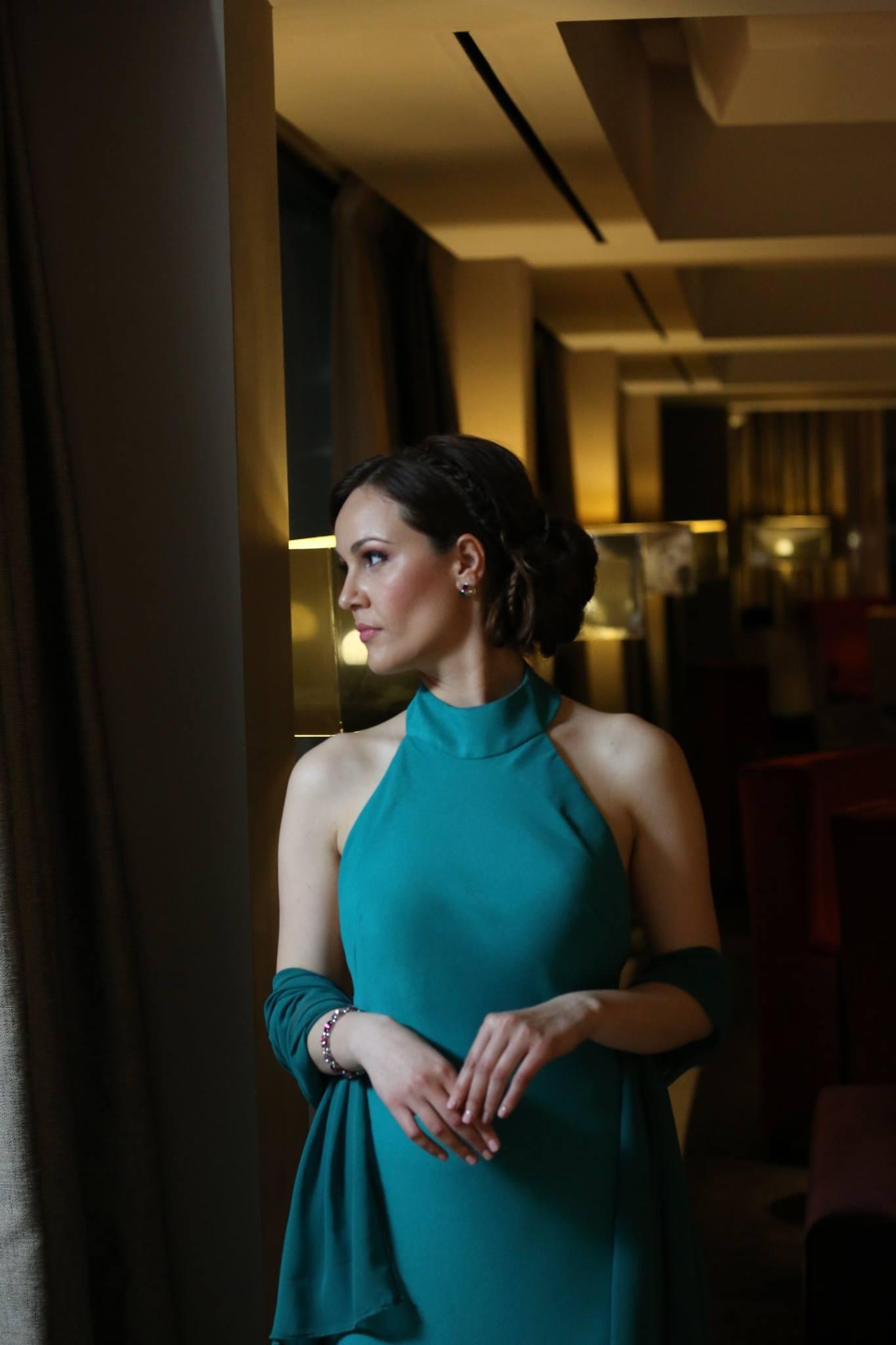 Dress by Alkmini