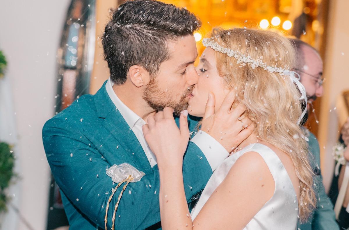 Iliana & Giorgos (Real Brides by ALKMINI)