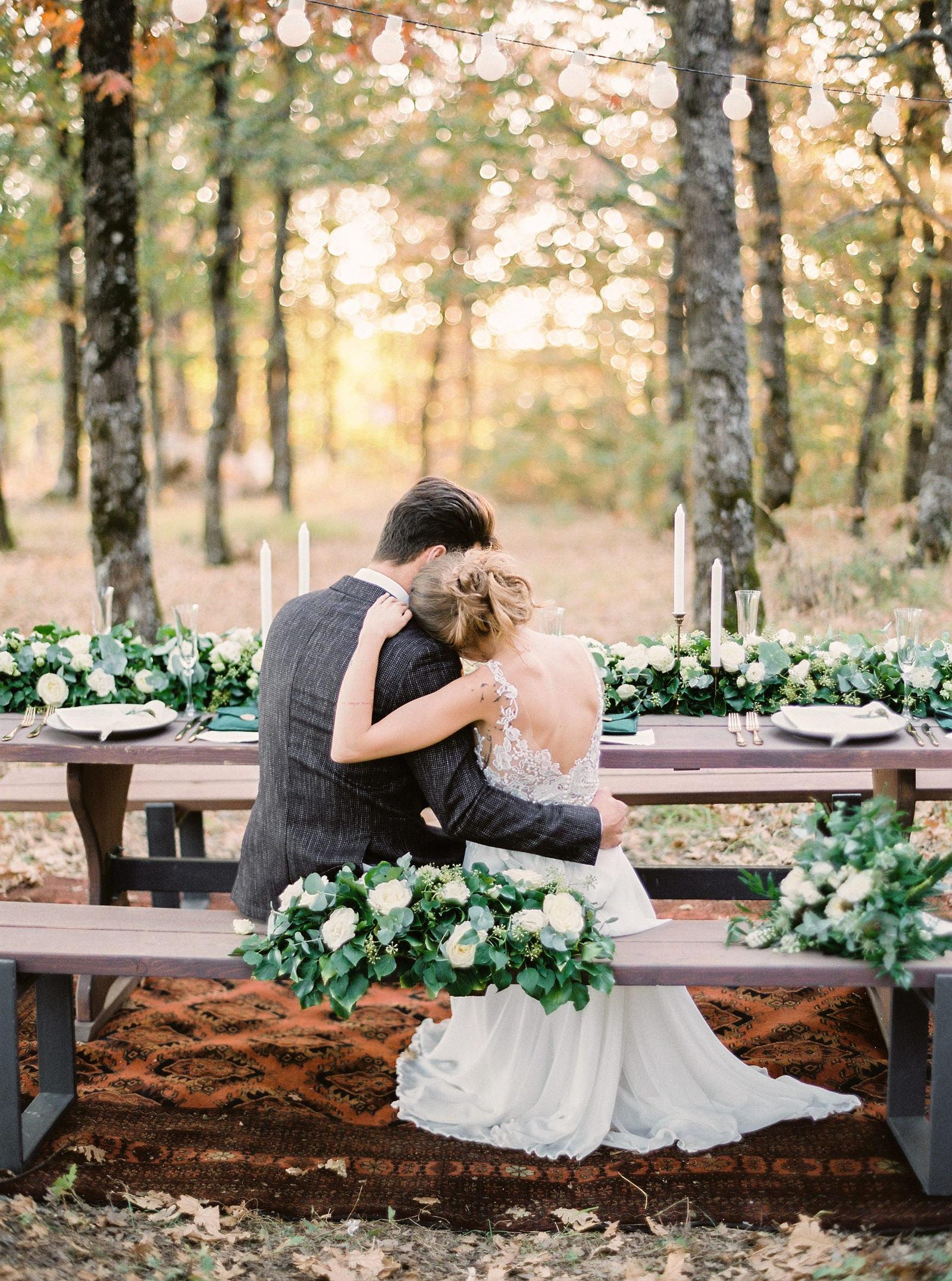 Bridal dress: ALKMINI, Photo credits: The Secret Owl Team