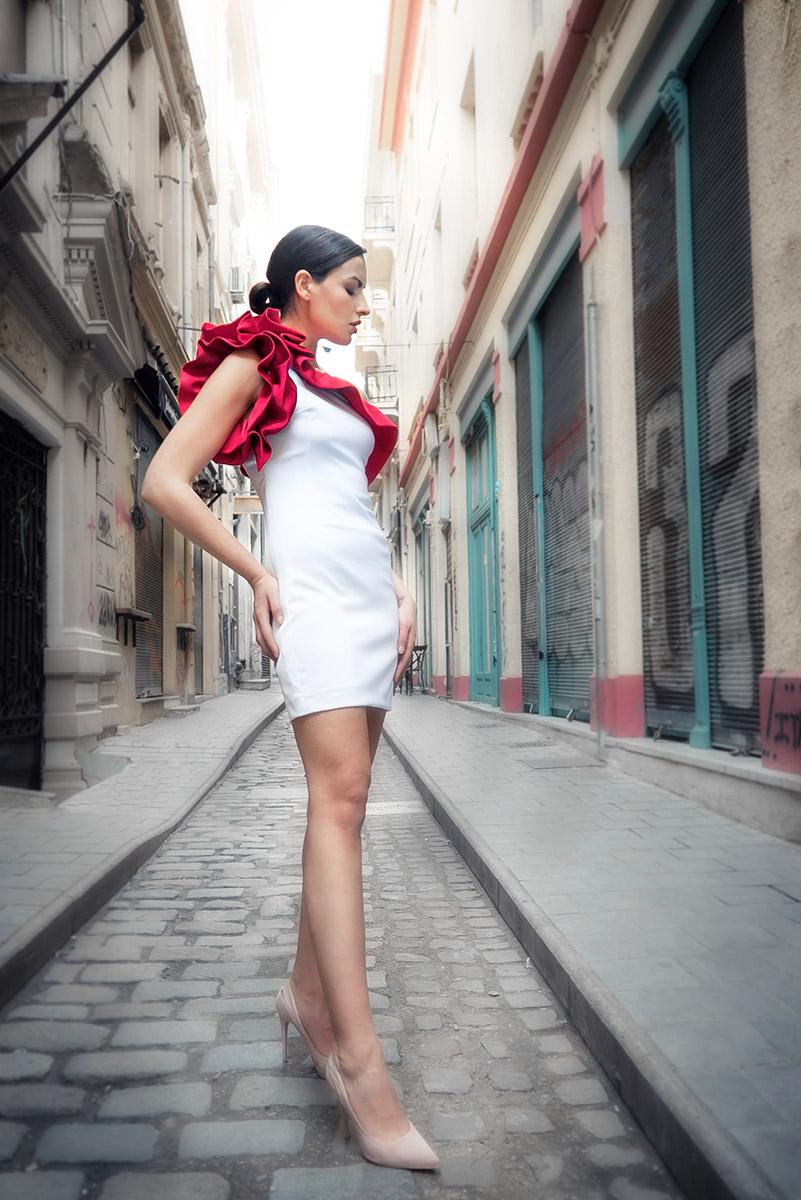 Φορέματα στα μέτρα σας από την σχεδιάστρια Αλκμήνη