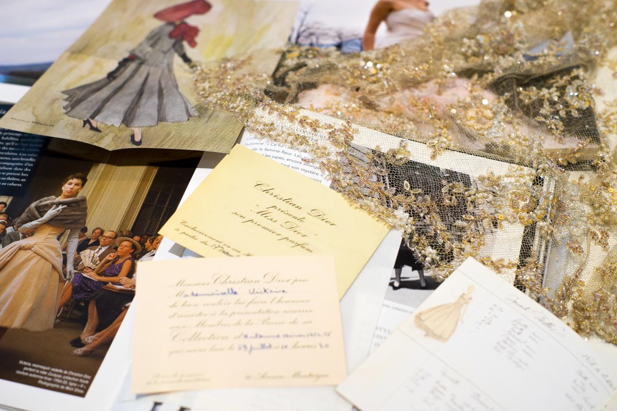 Η σχεδιάστρια ALKMINI θα παρουσιάσει δημιουργίες της εμπνευσμένες από τον Christian Dior.