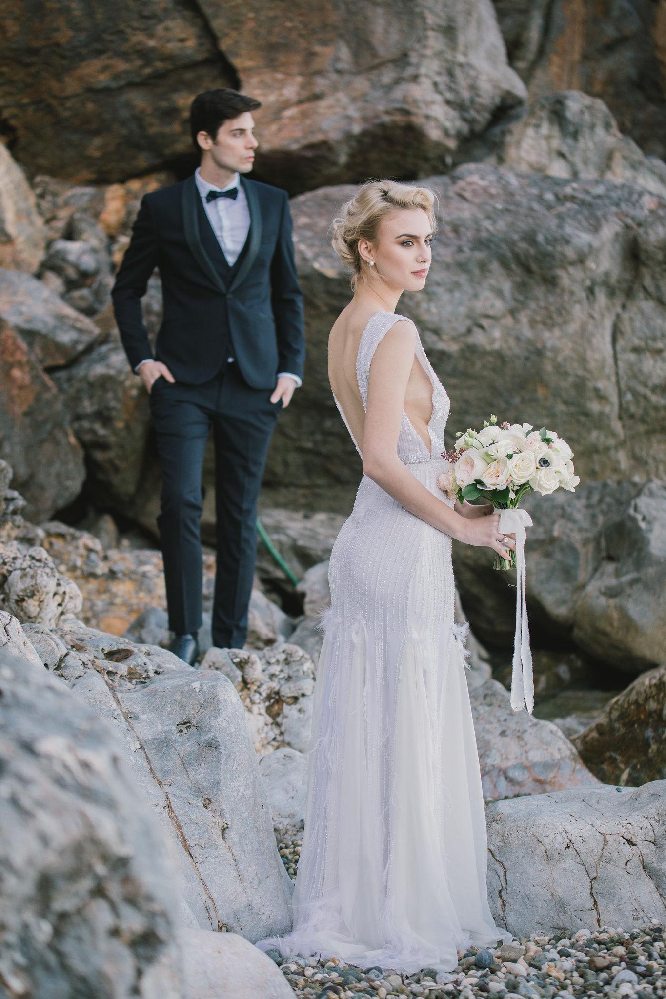 Bridal Dress ALKMINI, Νυφικό Αλκμήνη