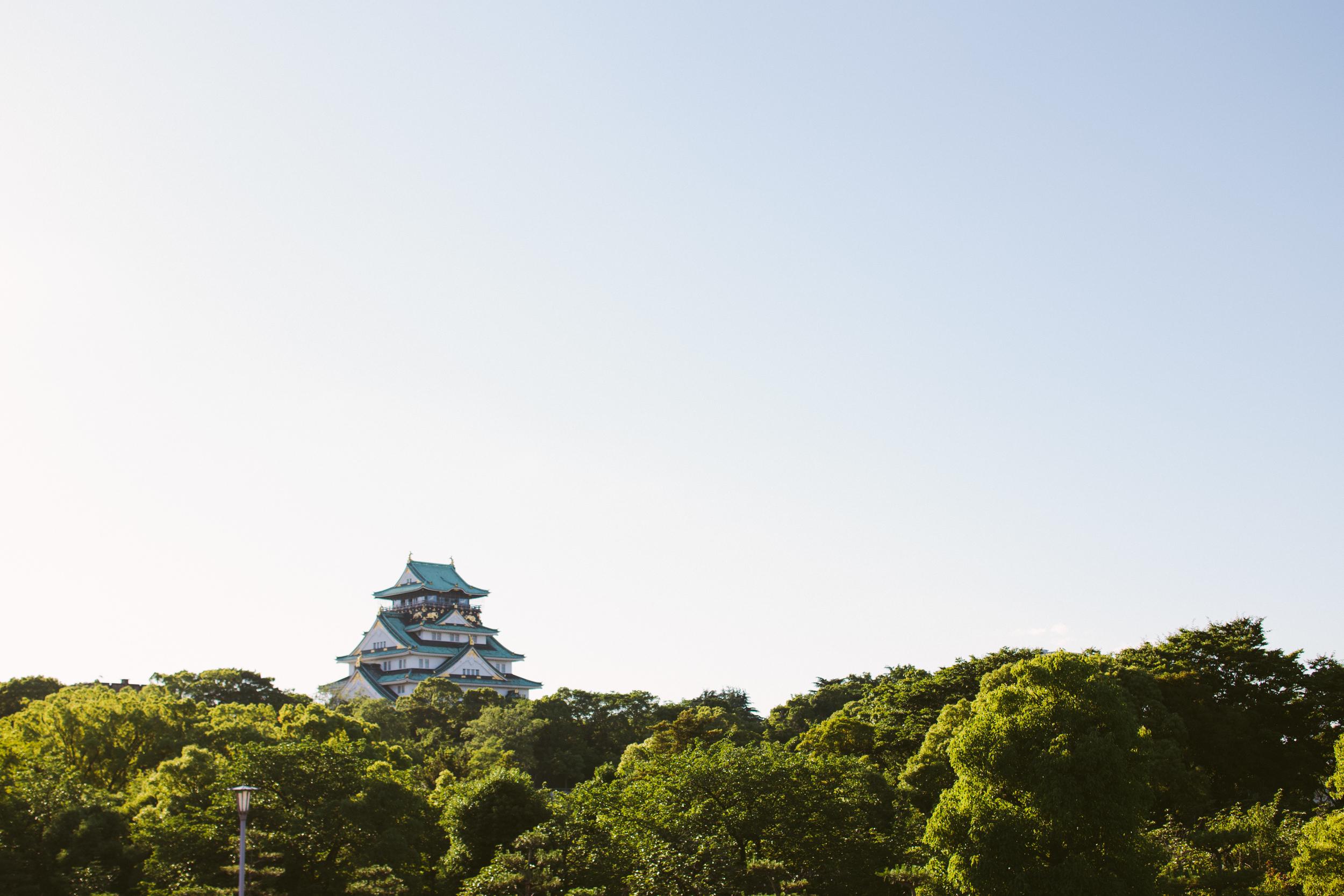 Japan, DC Photography, Dan Chern Photography, Bay Area Photography, Wedding Photography, Travel, Travel Photography, Tokyo, Kyoto, Odaiba, Osaka, Osaka Aquarium, Osaka Castle