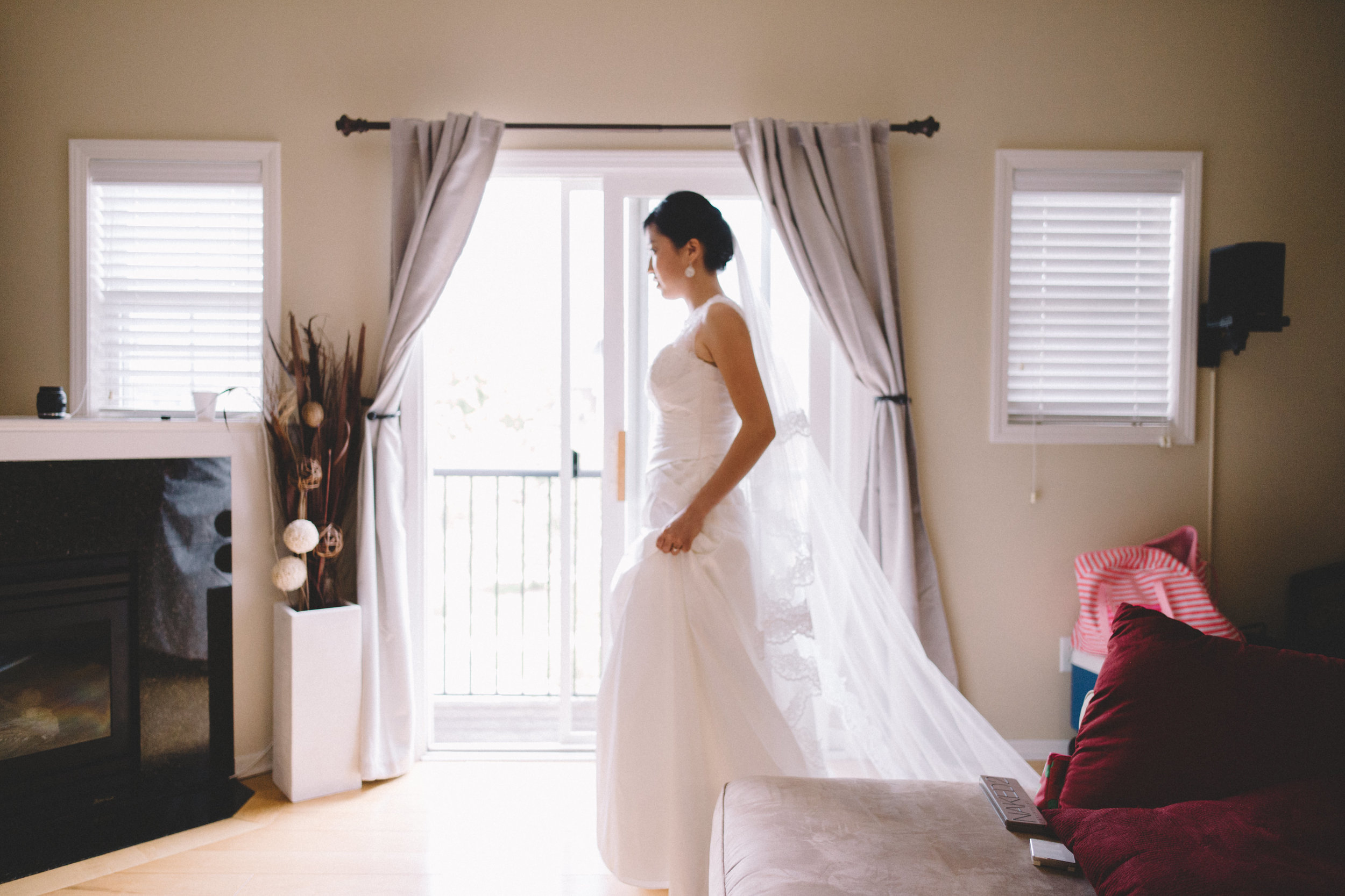 Wedding Dan Chern Photography DC Photography Wedding Photography California Bay Area Wedding Photography David and Julie Wedding Dress Bride