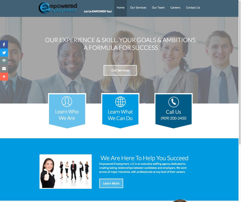 Empowered Employment
