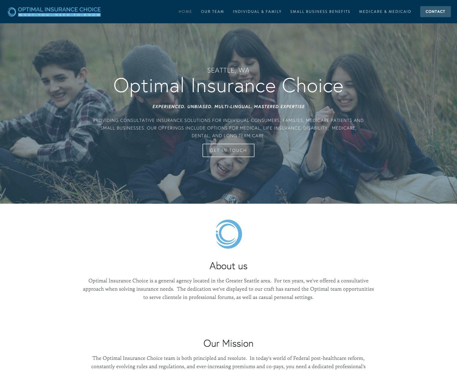 Optimal Insurance Design