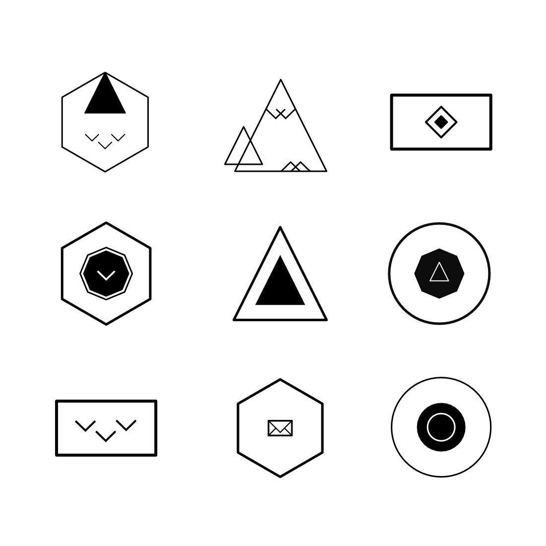 Icons by Elliot