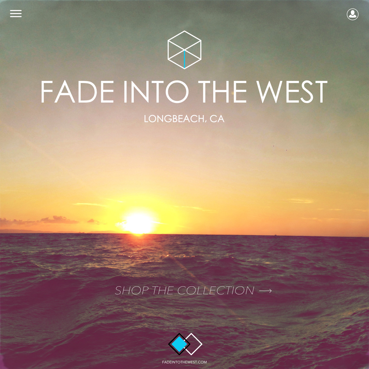 Fade Into The West Mockup