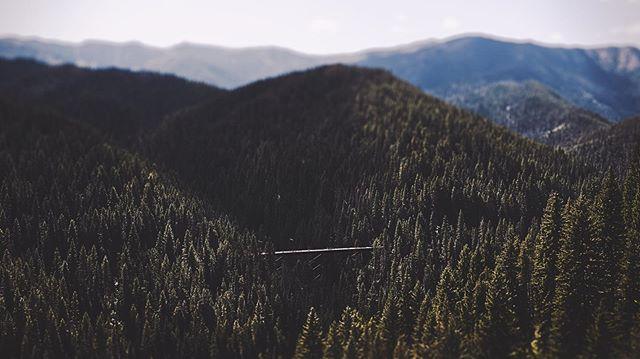 Bridging the Gap. #bridges #montana #mountains #north #miniature #trails #biking #hiawathatrail