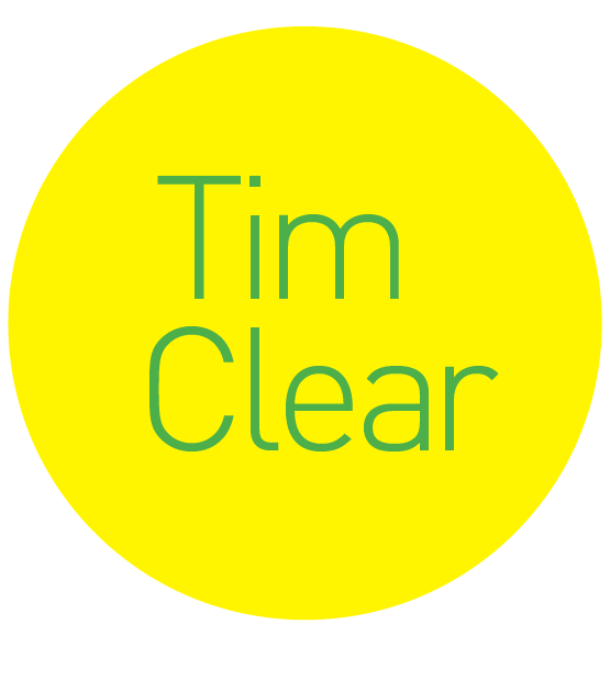 Tim Clear, Designer and Cyclist