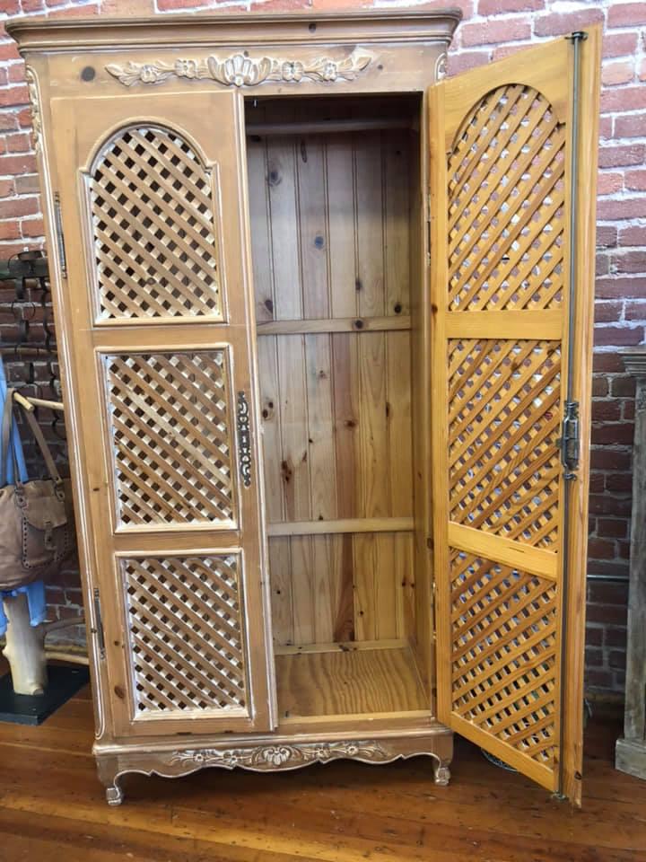 Hanging Closet/Armoire $395