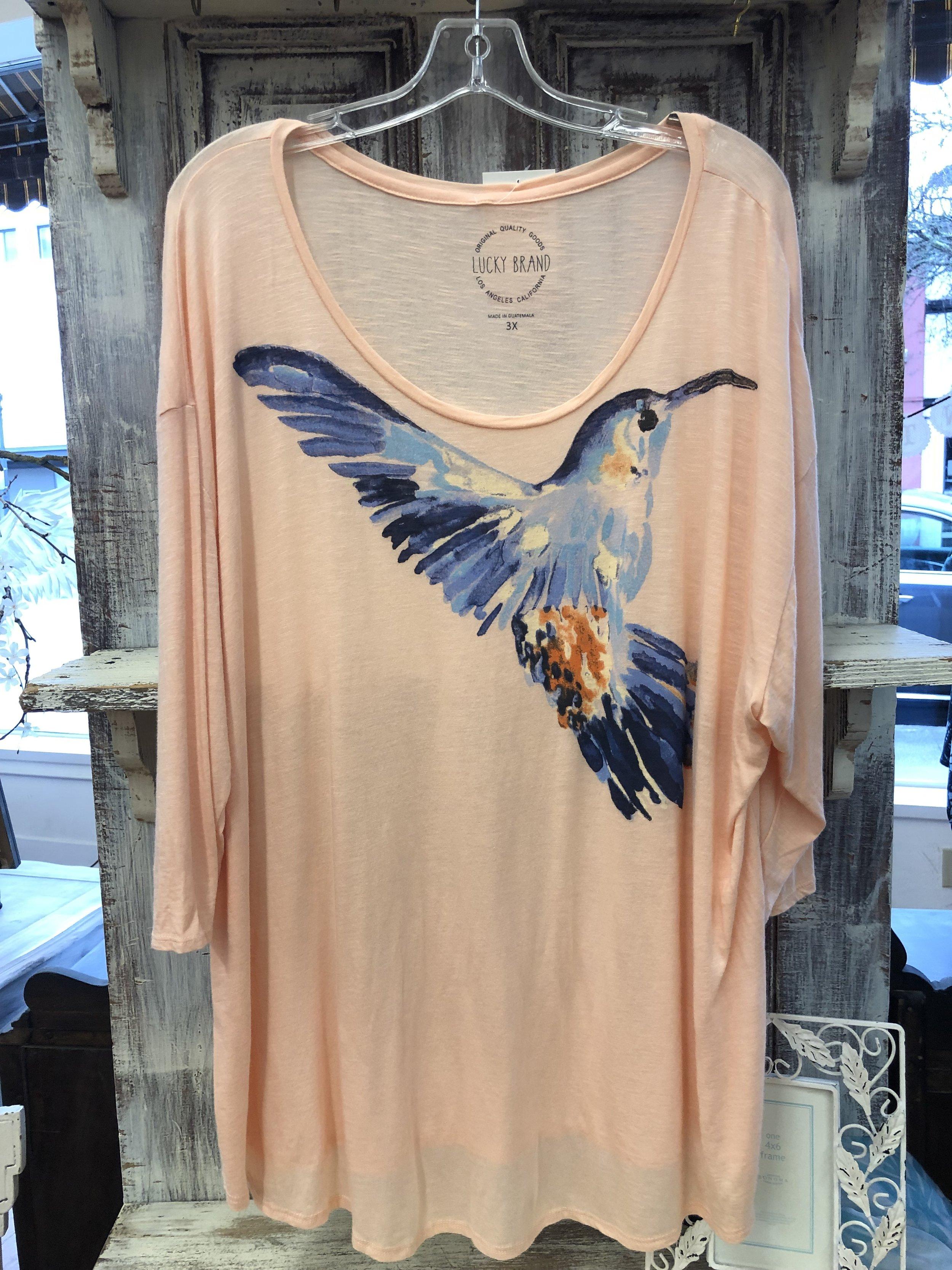 Lucky Hummingbird - 3X - $16.99