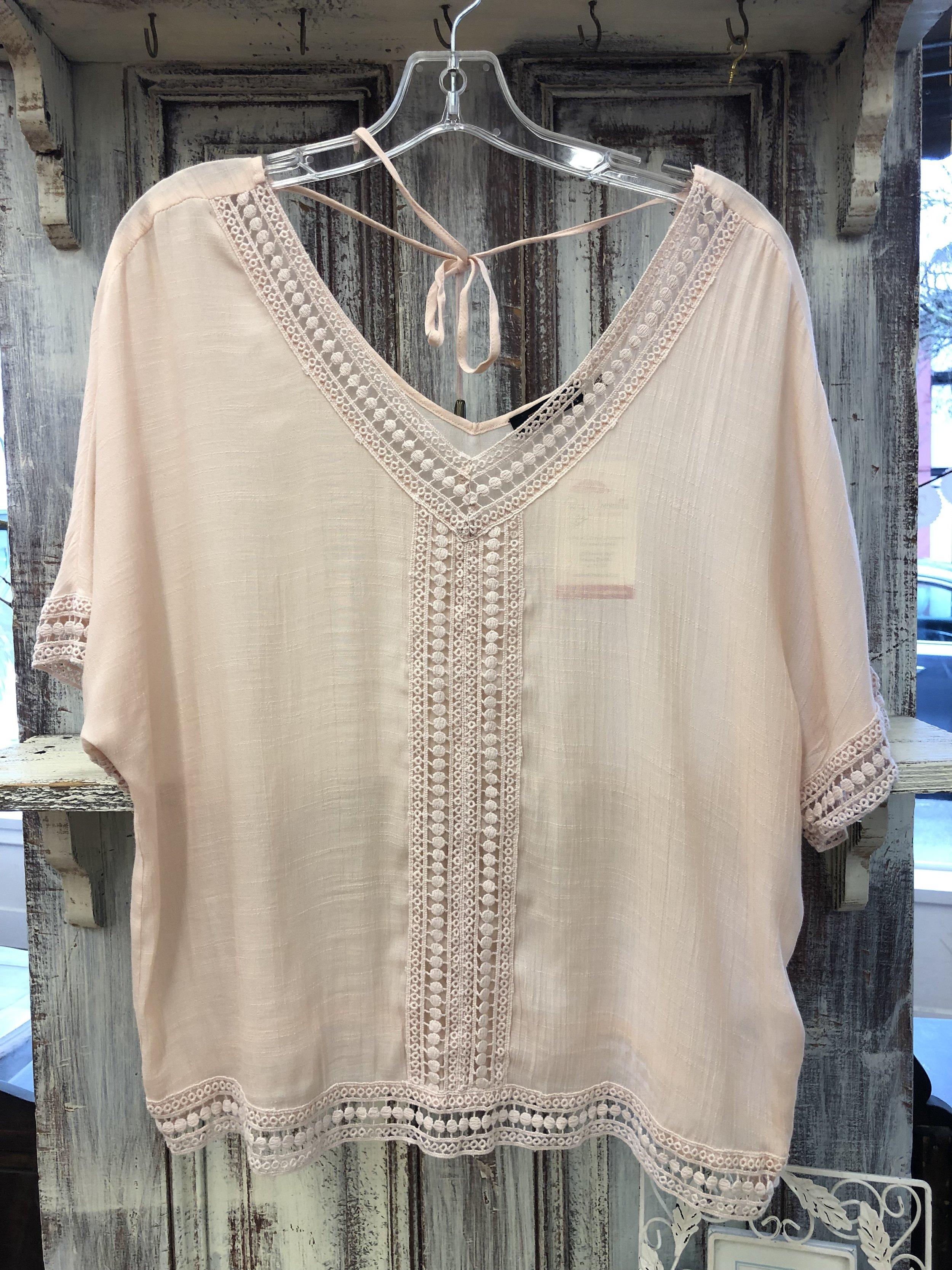 FYLO - Crochet Boho - Small - $15.99
