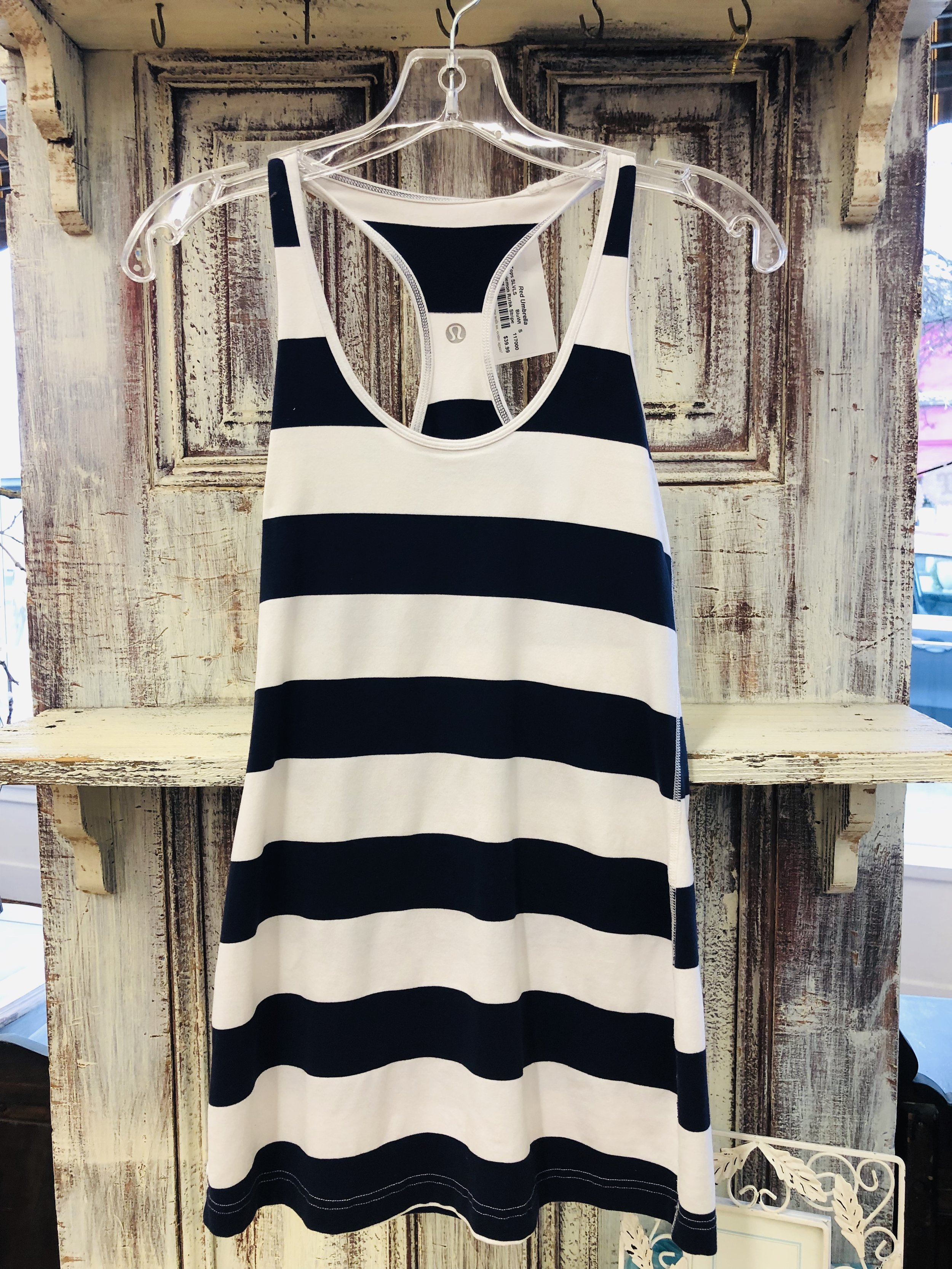 Lululemon Striped Active - Small-$39