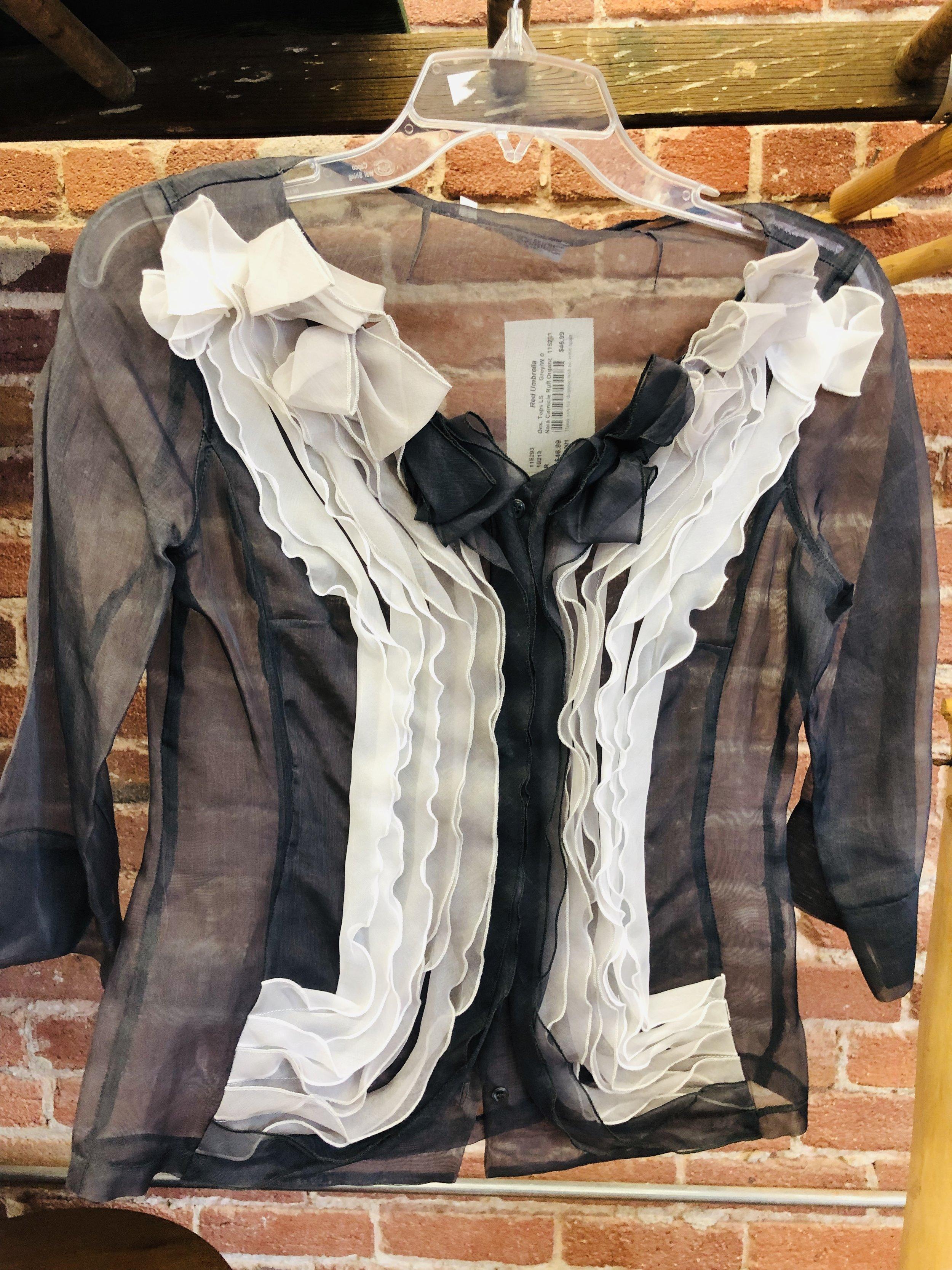 Nara Camicie -Designer-Sz Zero-$46.99