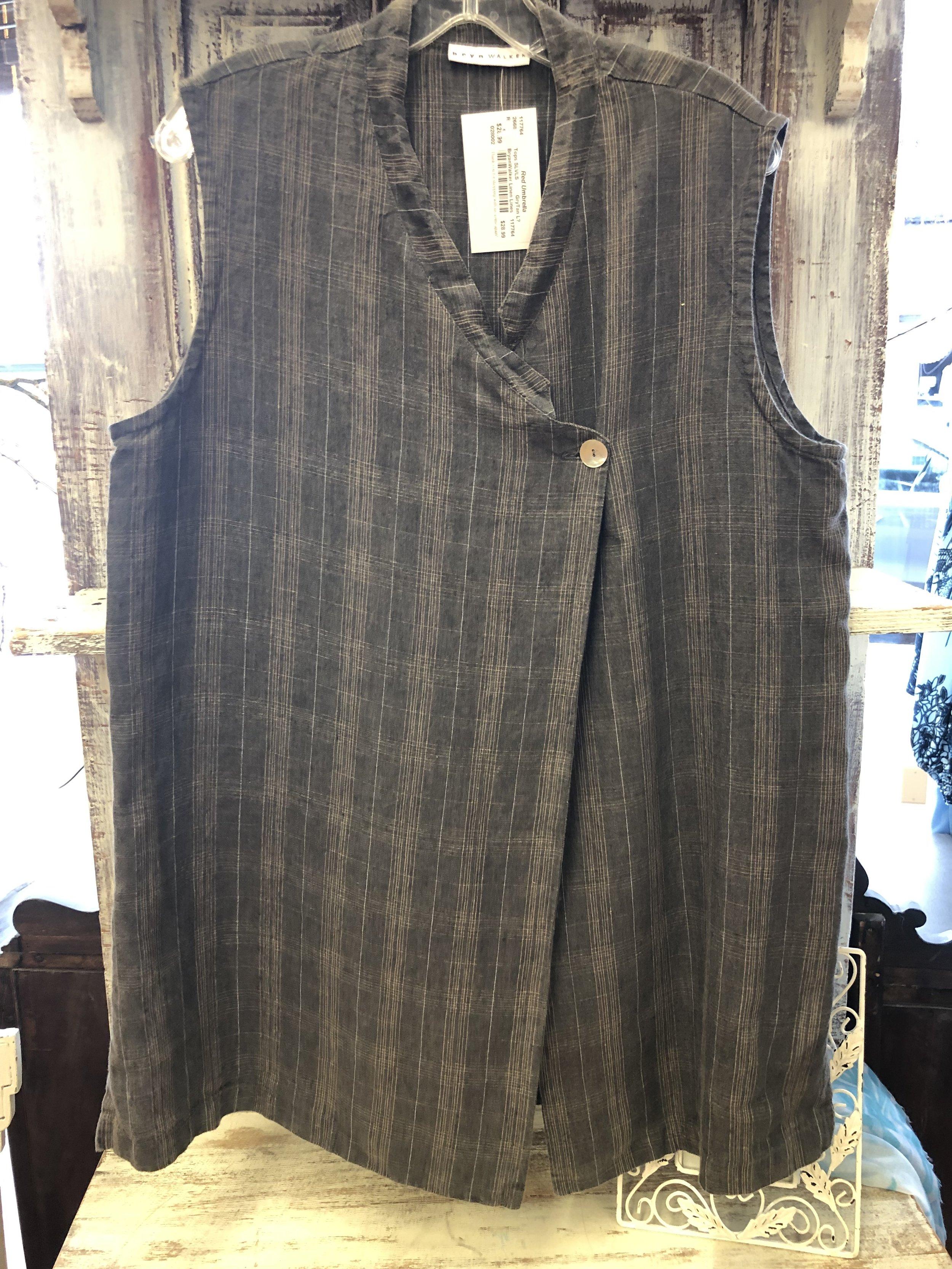 Bryn Walker Linen - Large - $28.99