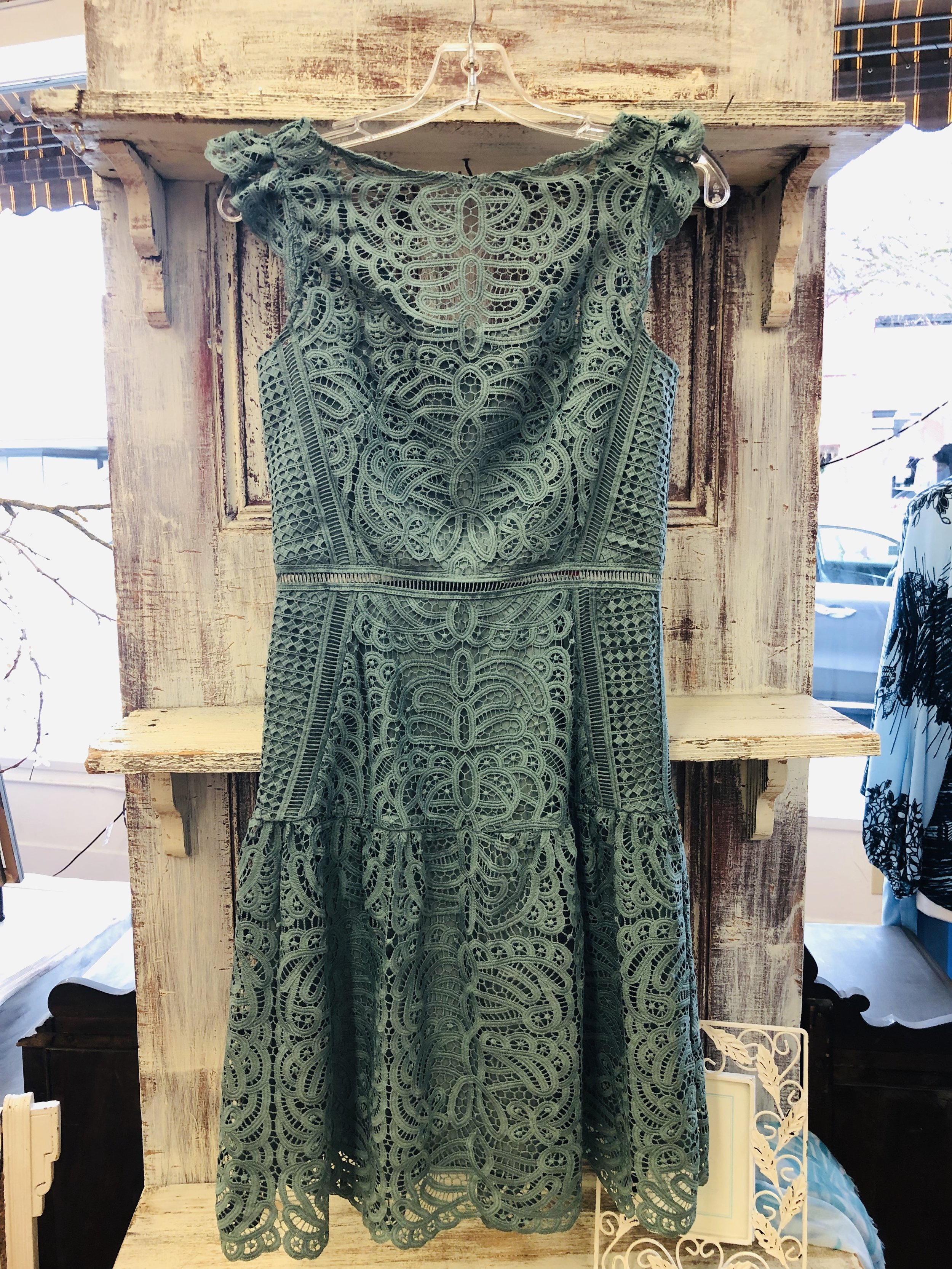 Reiss Lace Overlay - 4 - $115.99