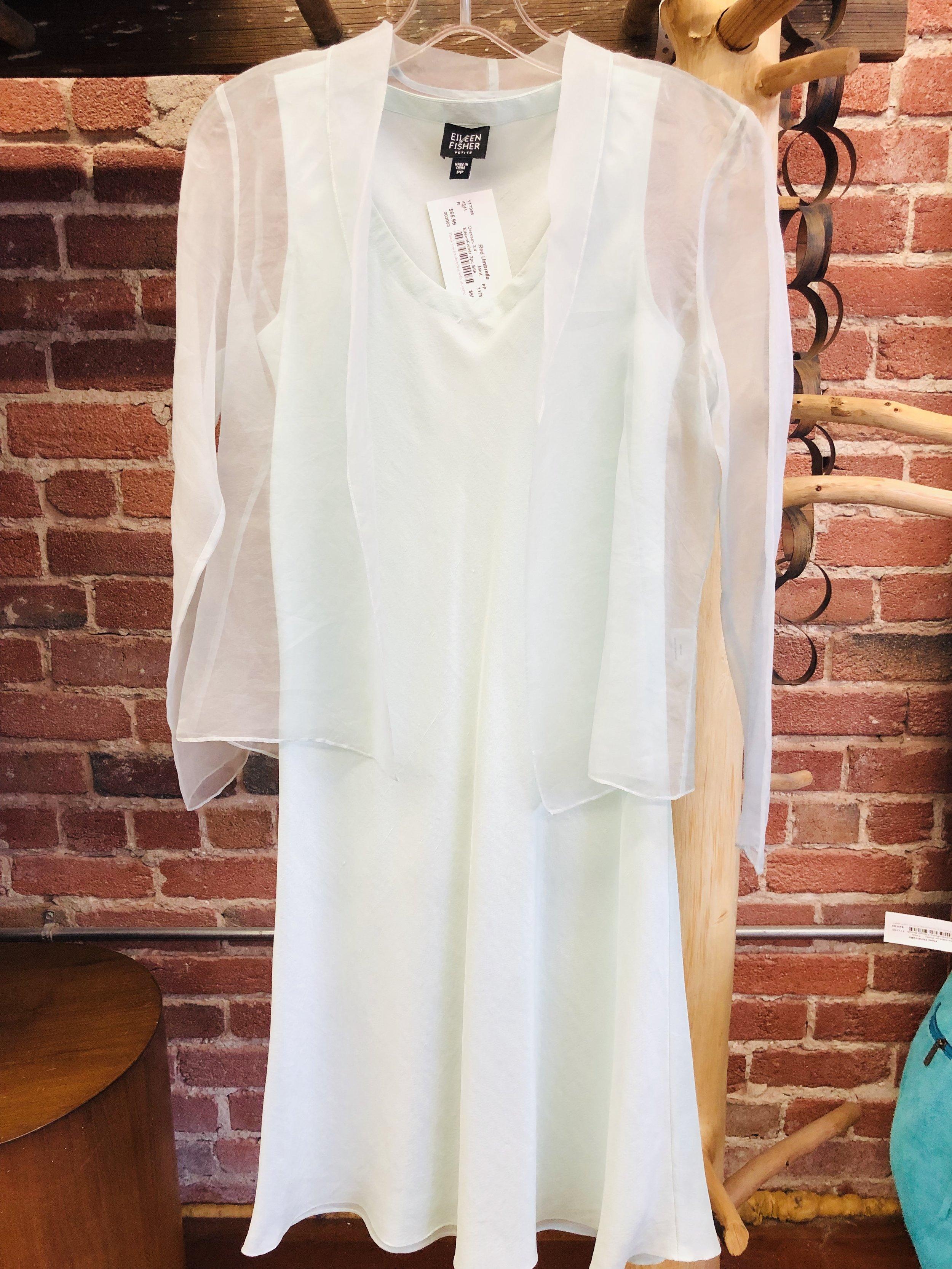 Eileen Fisher 2 Pc. Silk - Petite - $65.99
