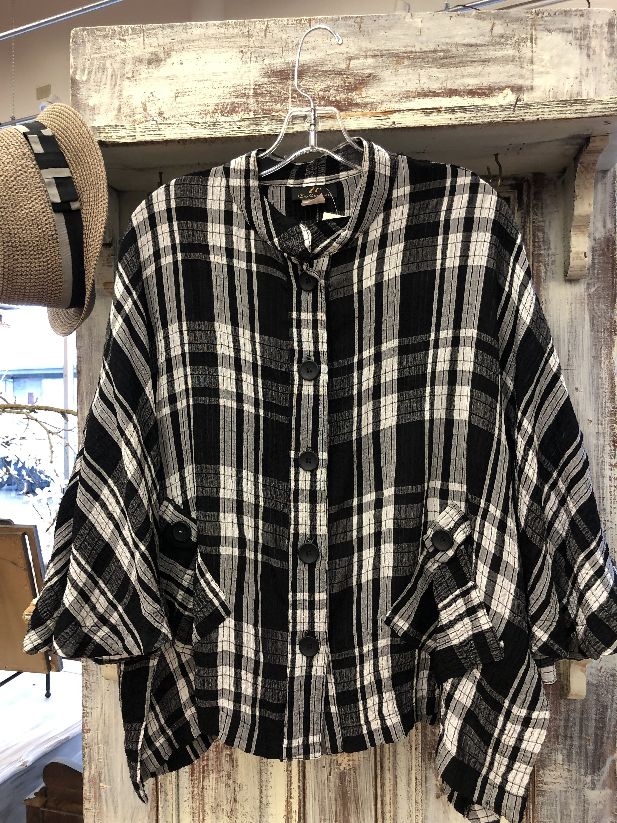 Icc Collection - Plaid - One Size